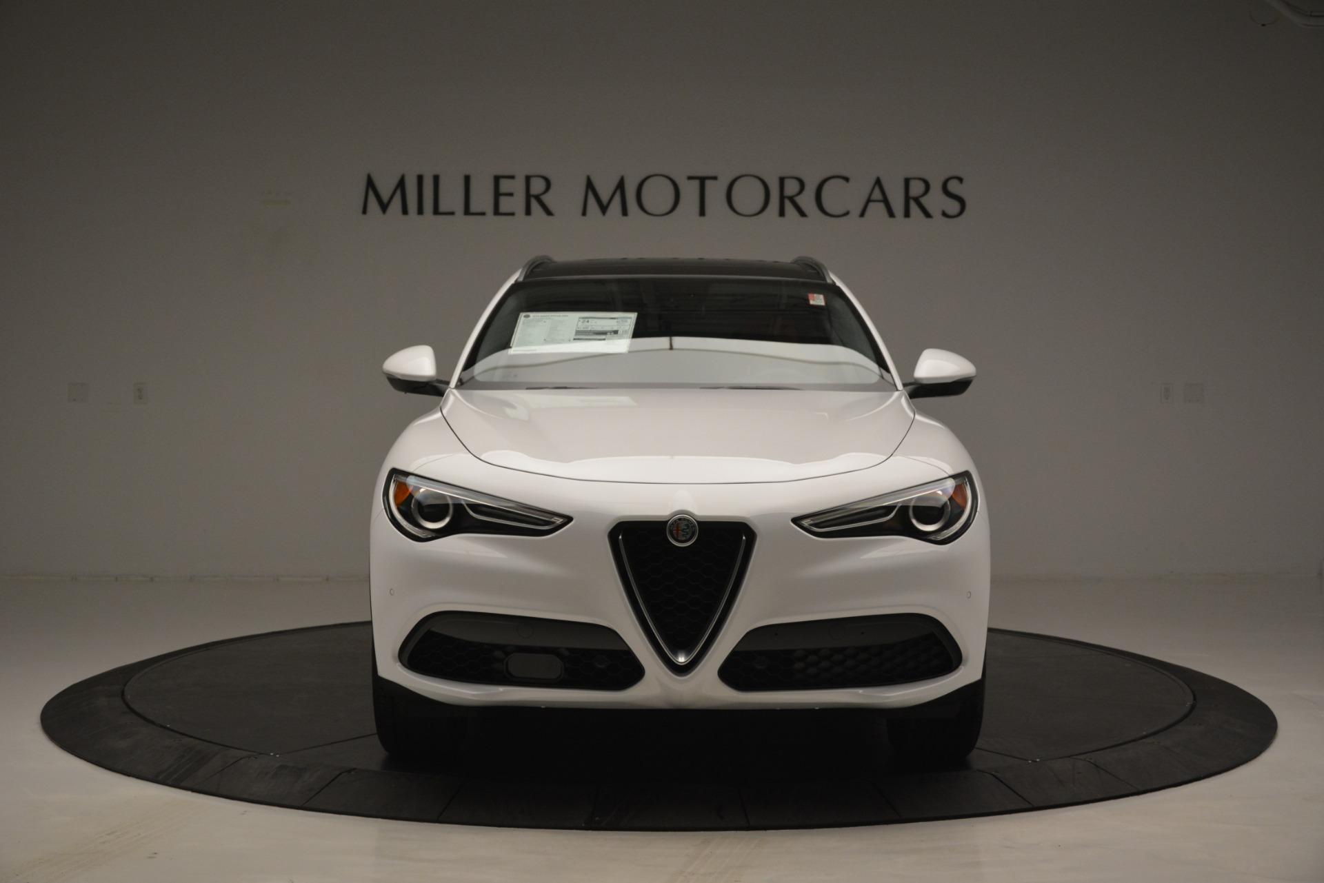 New 2019 Alfa Romeo Stelvio Q4 For Sale In Greenwich, CT 2657_p12