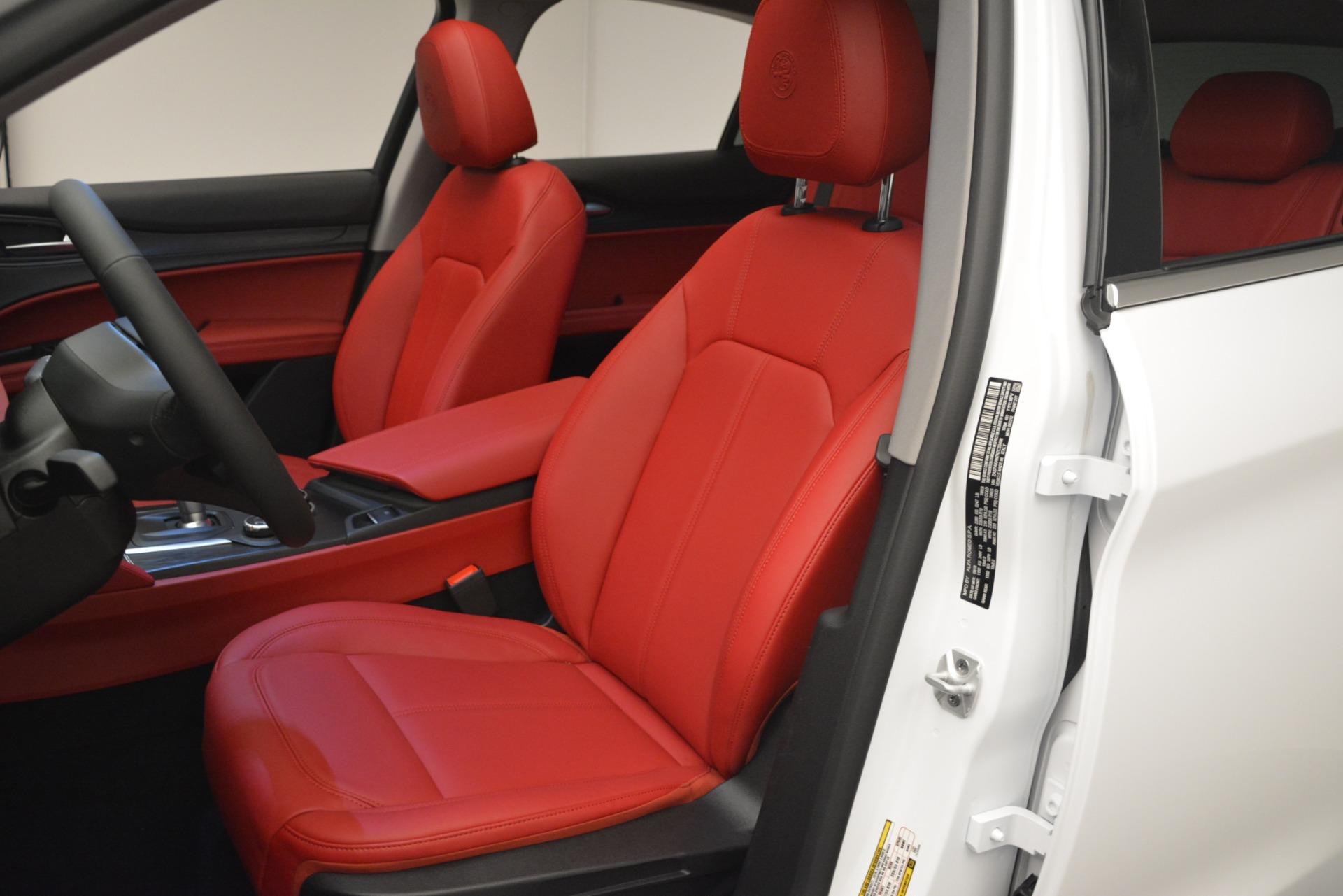 New 2019 Alfa Romeo Stelvio Q4 For Sale In Greenwich, CT 2657_p13