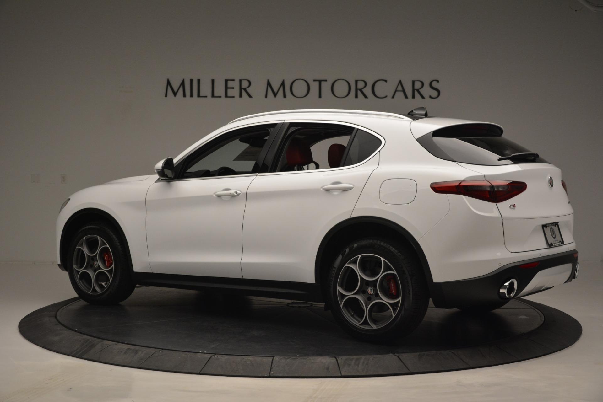 New 2019 Alfa Romeo Stelvio Q4 For Sale In Greenwich, CT 2657_p4
