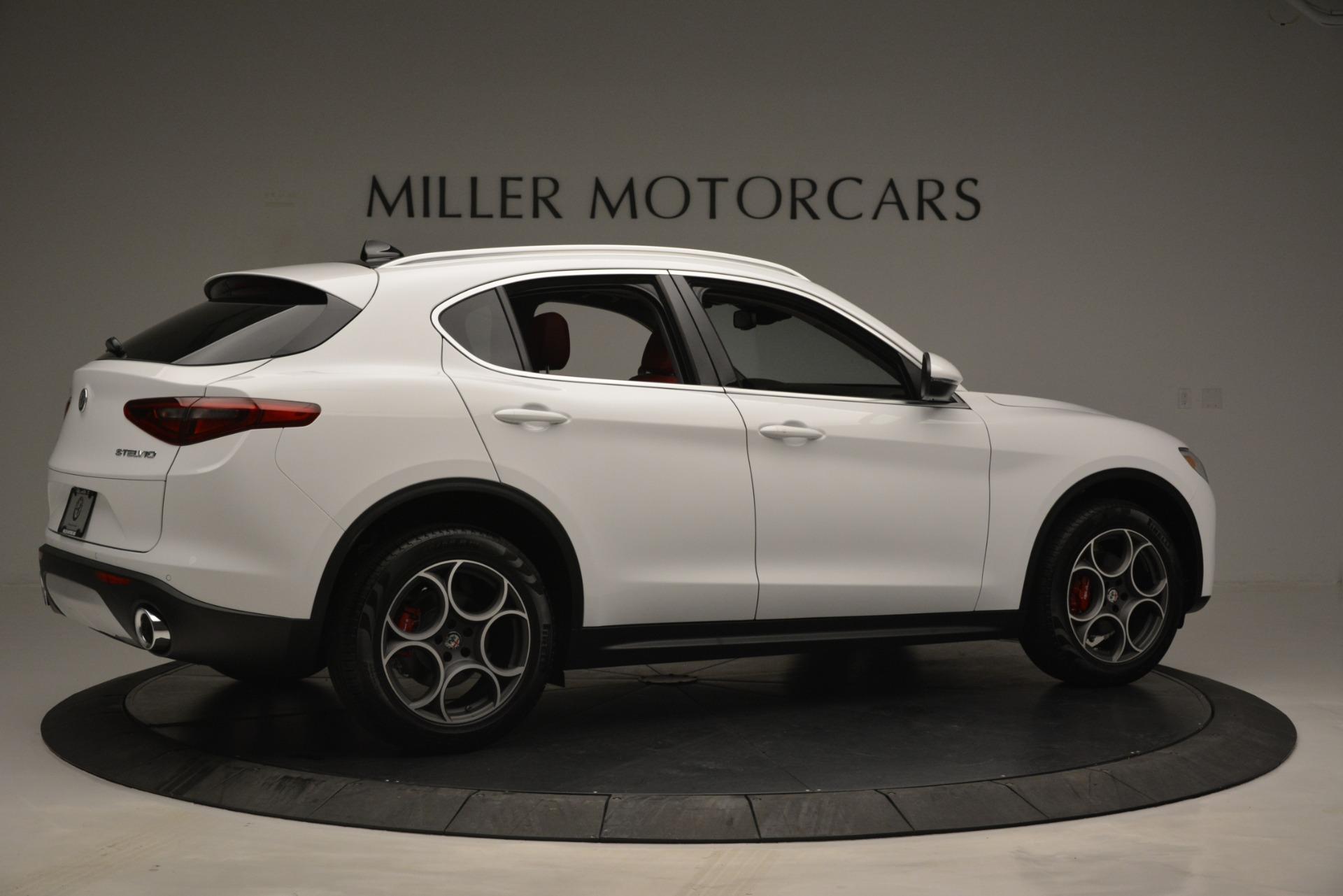 New 2019 Alfa Romeo Stelvio Q4 For Sale In Greenwich, CT 2657_p8