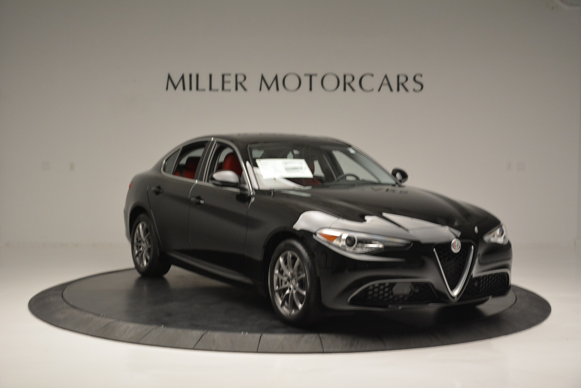 New 2019 Alfa Romeo Giulia Q4 For Sale In Greenwich, CT 2663_p11