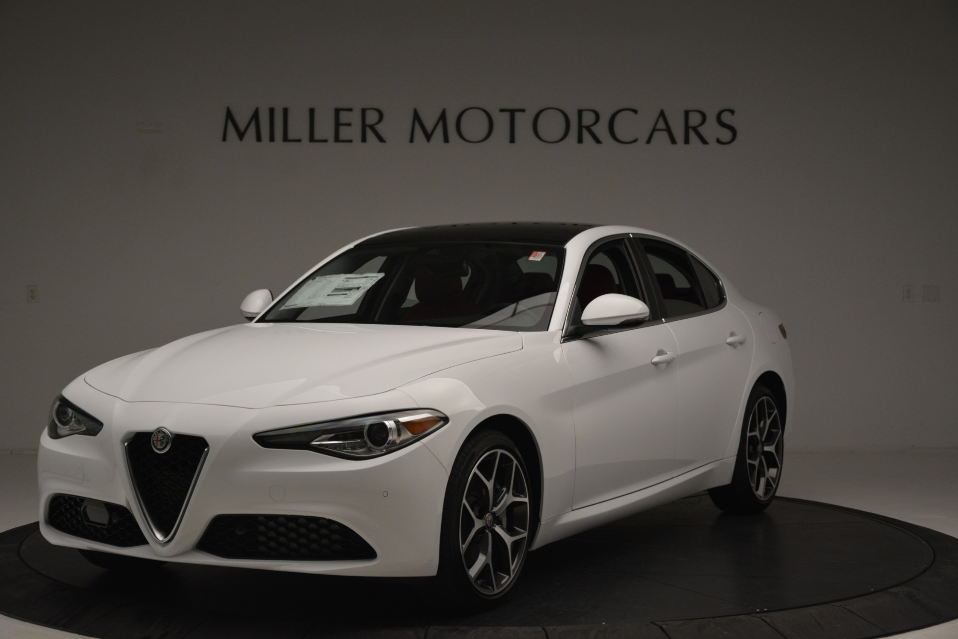 New 2019 Alfa Romeo Giulia Ti Q4 For Sale In Greenwich, CT