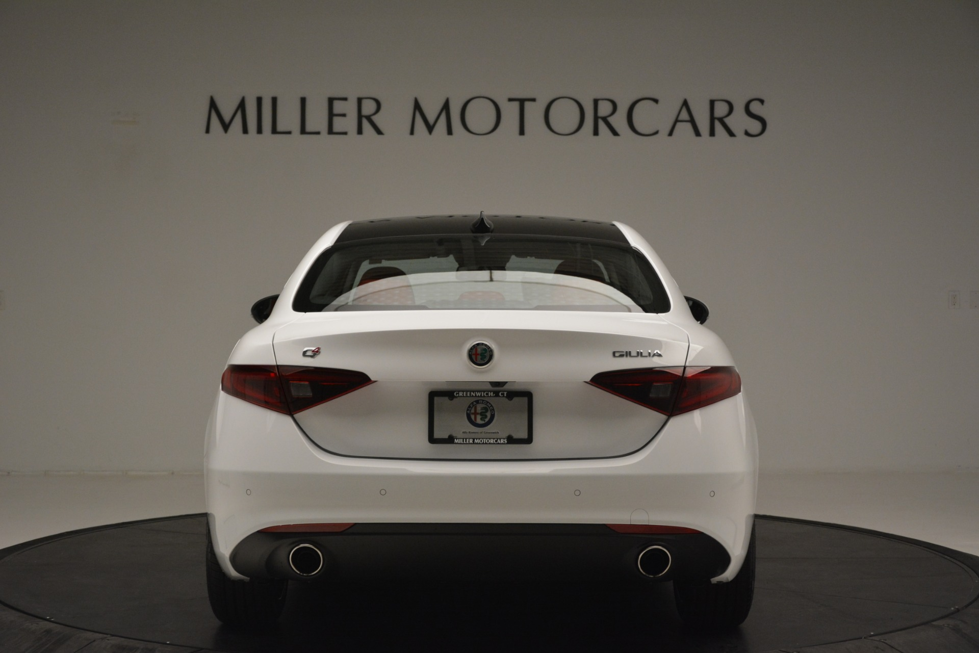 New 2019 Alfa Romeo Giulia Ti Q4 For Sale In Greenwich, CT 2667_p6