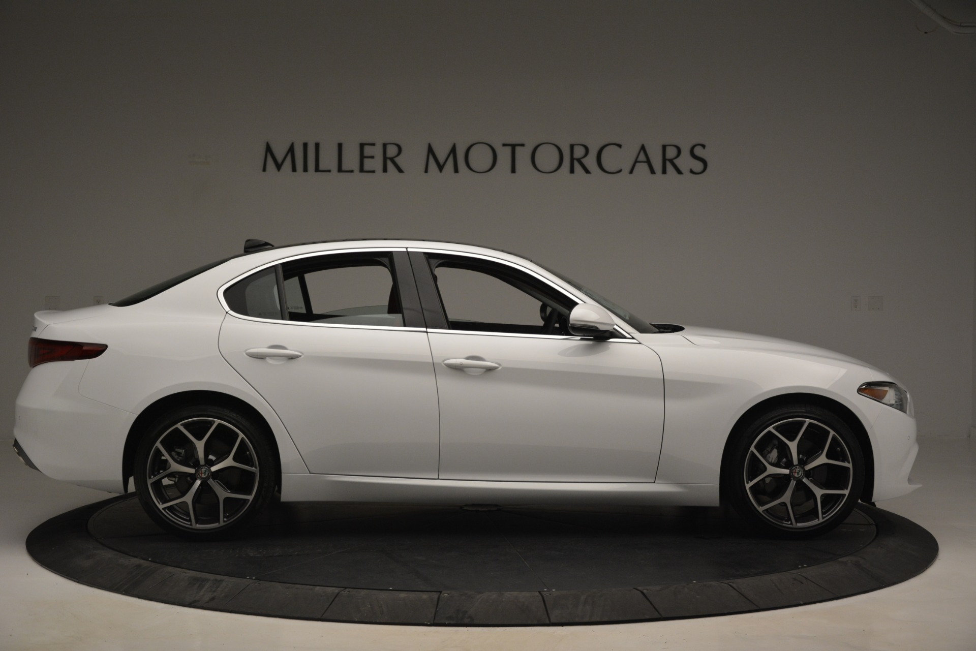 New 2019 Alfa Romeo Giulia Ti Q4 For Sale In Greenwich, CT 2667_p9