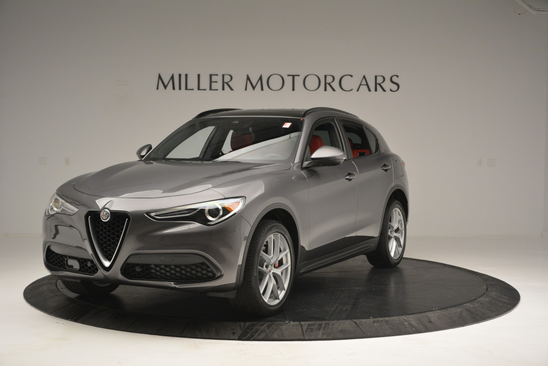New 2019 Alfa Romeo Stelvio Ti Sport Q4 For Sale In Greenwich, CT 2668_main
