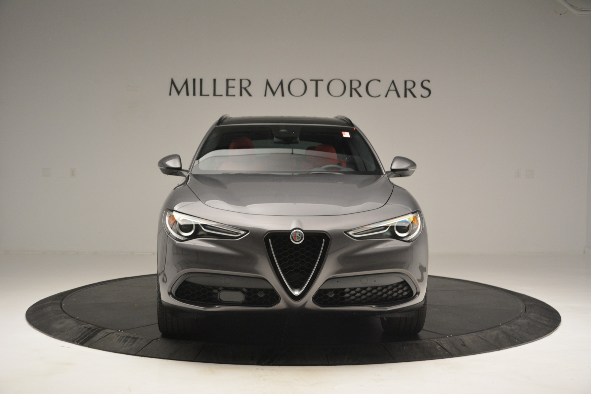 New 2019 Alfa Romeo Stelvio Ti Sport Q4 For Sale In Greenwich, CT 2668_p12