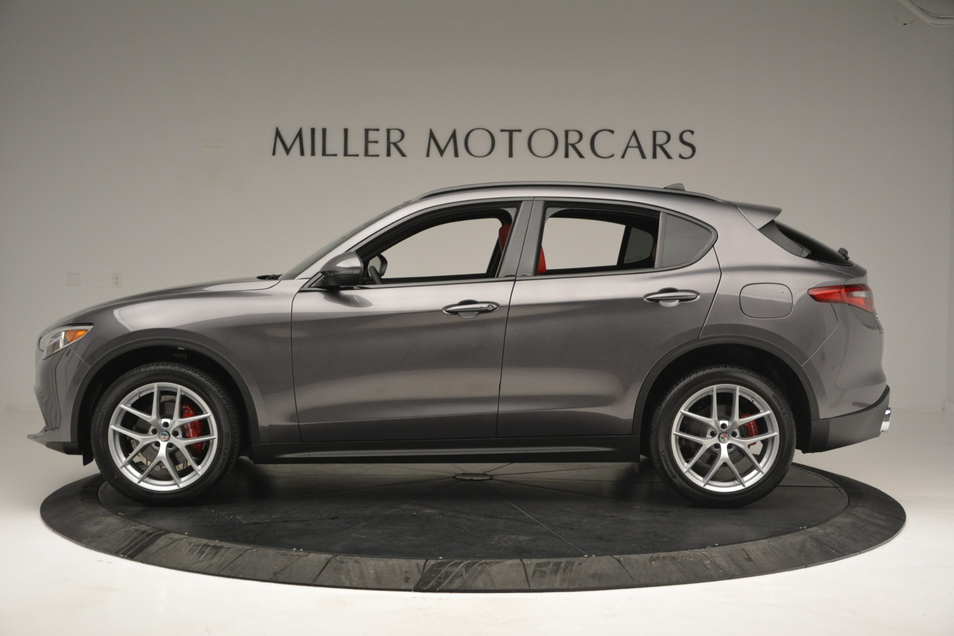 New 2019 Alfa Romeo Stelvio Ti Sport Q4 For Sale In Greenwich, CT 2668_p3