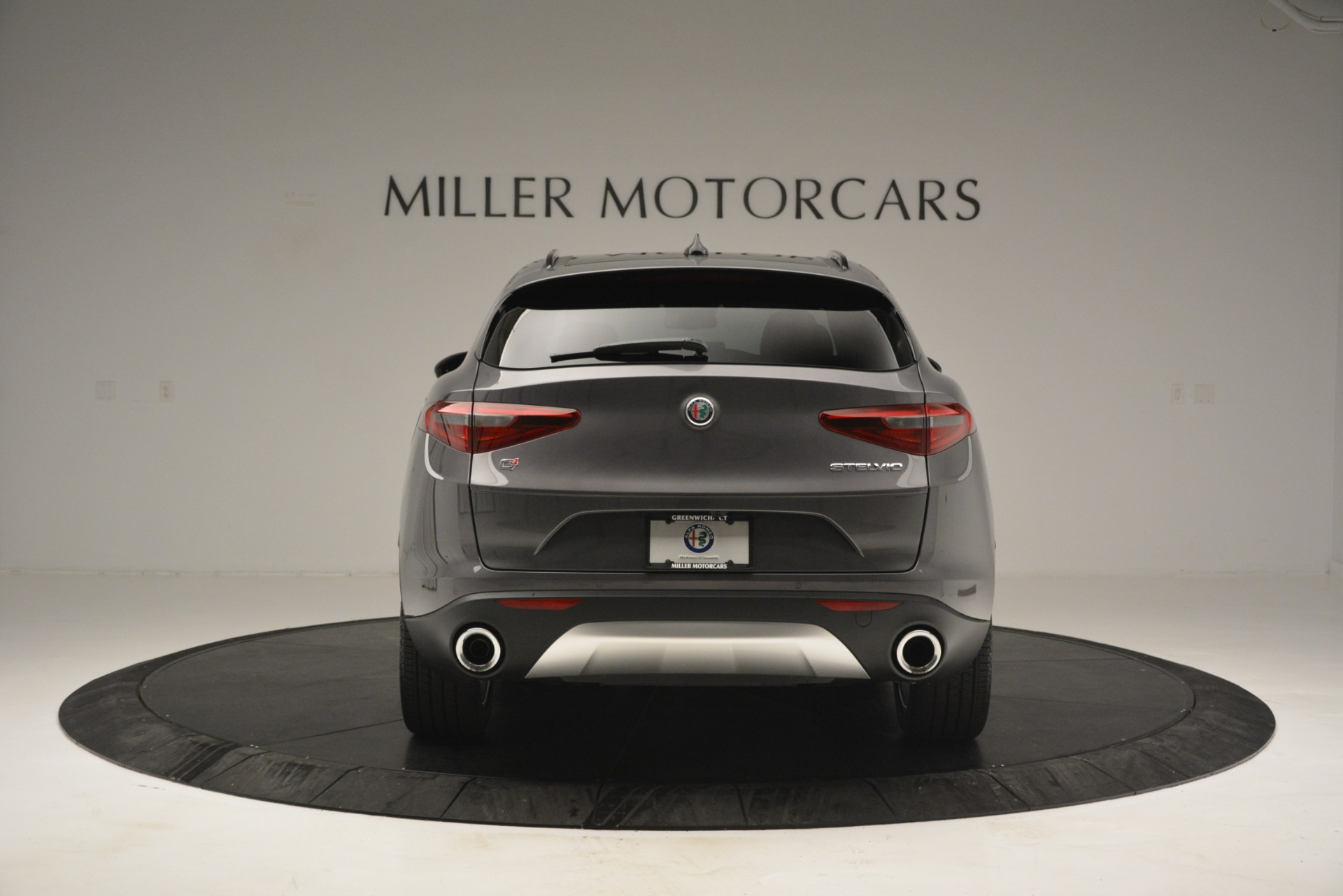 New 2019 Alfa Romeo Stelvio Ti Sport Q4 For Sale In Greenwich, CT 2668_p6