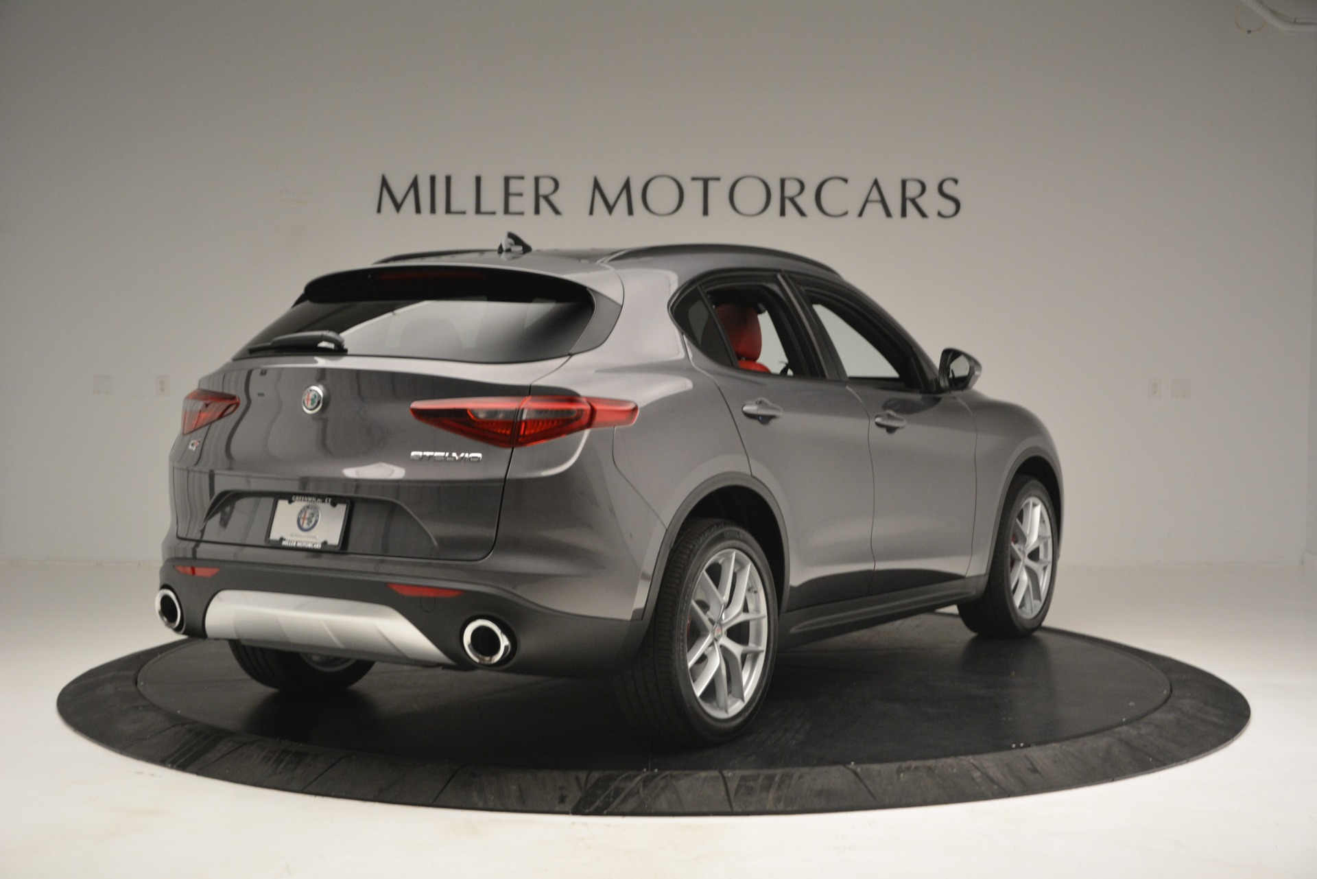 New 2019 Alfa Romeo Stelvio Ti Sport Q4 For Sale In Greenwich, CT 2668_p7