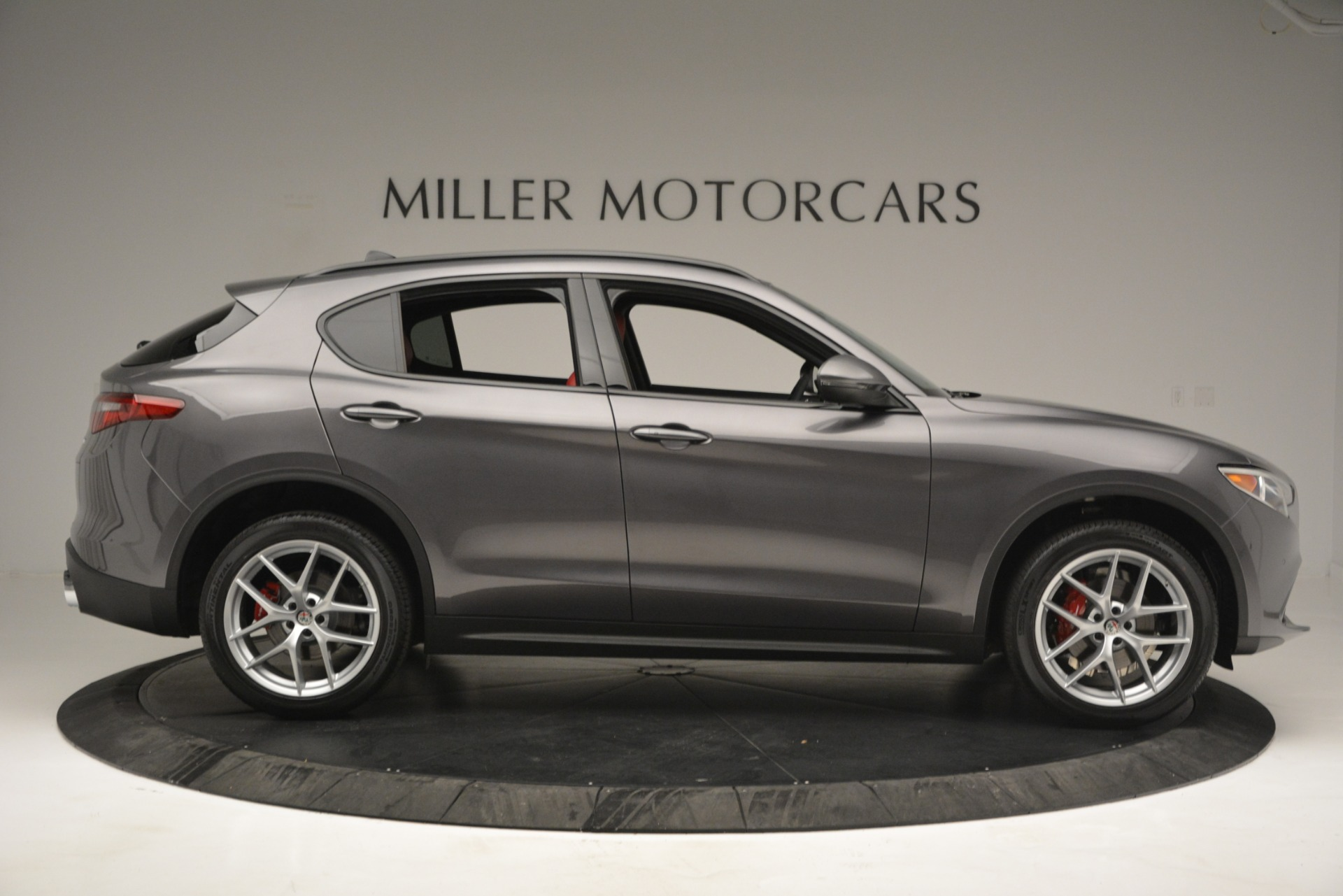 New 2019 Alfa Romeo Stelvio Ti Sport Q4 For Sale In Greenwich, CT 2668_p9