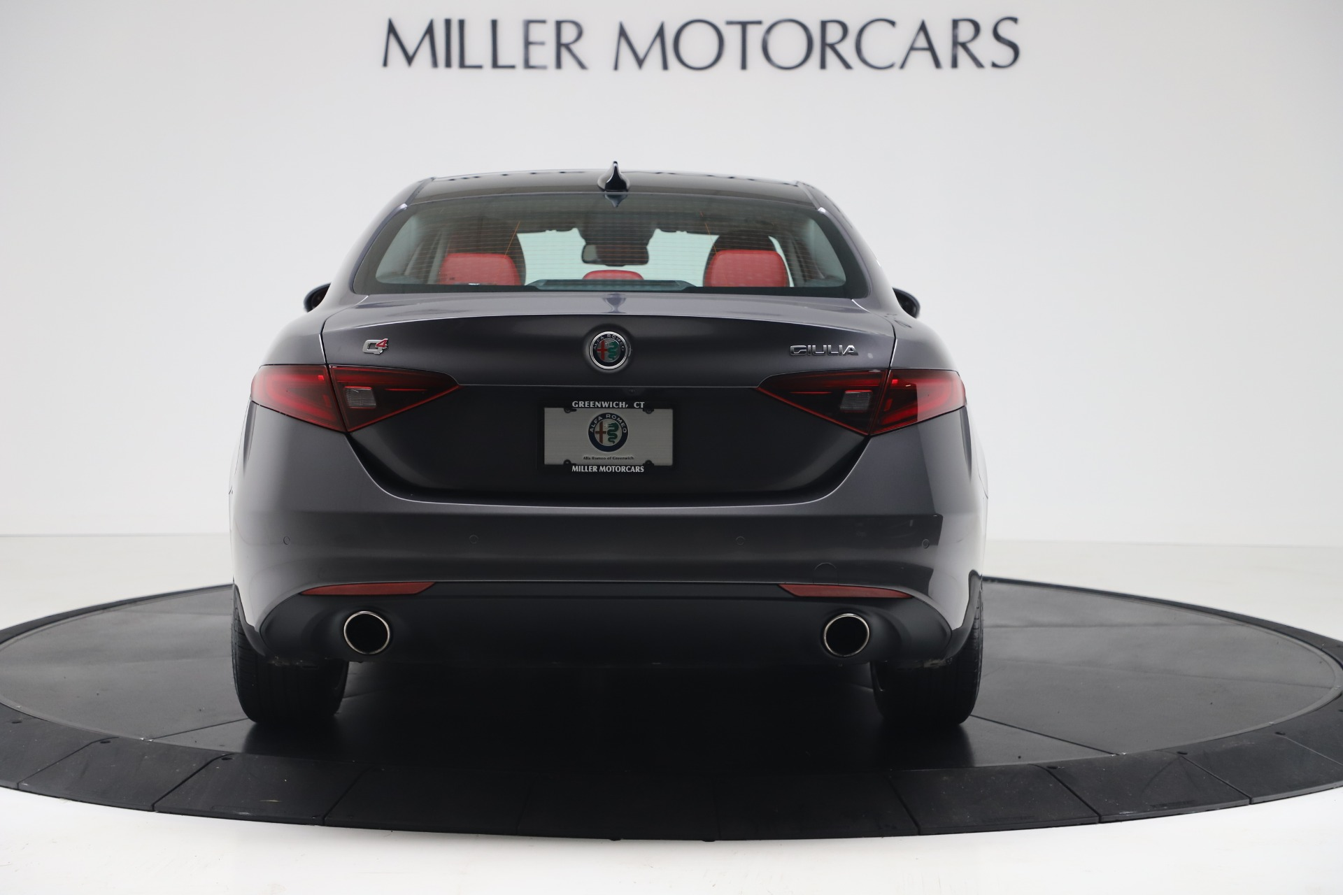 New 2019 Alfa Romeo Giulia Q4 For Sale In Greenwich, CT 2669_p6