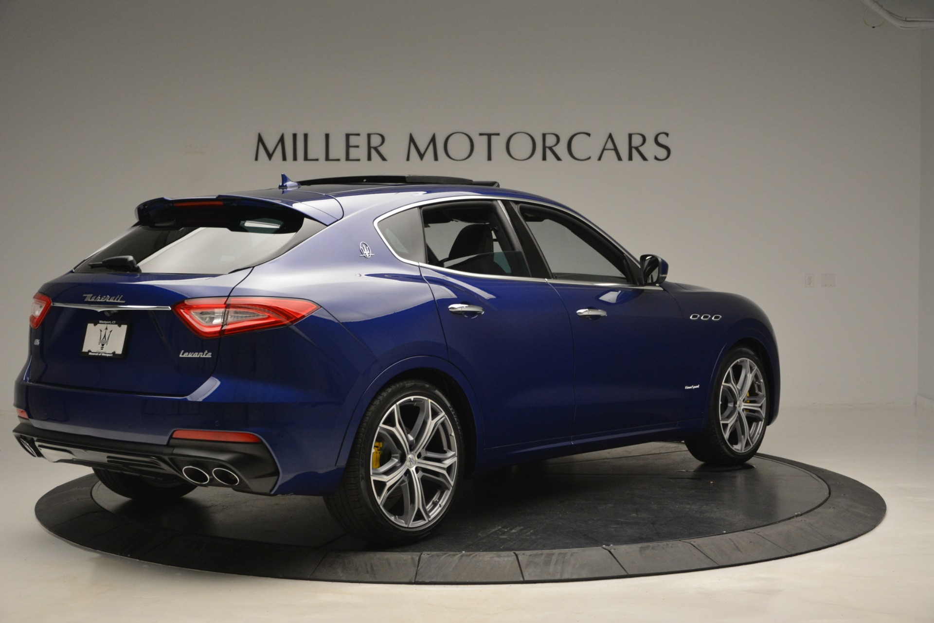 New 2019 Maserati Levante Q4 GranSport For Sale In Greenwich, CT 2670_p11