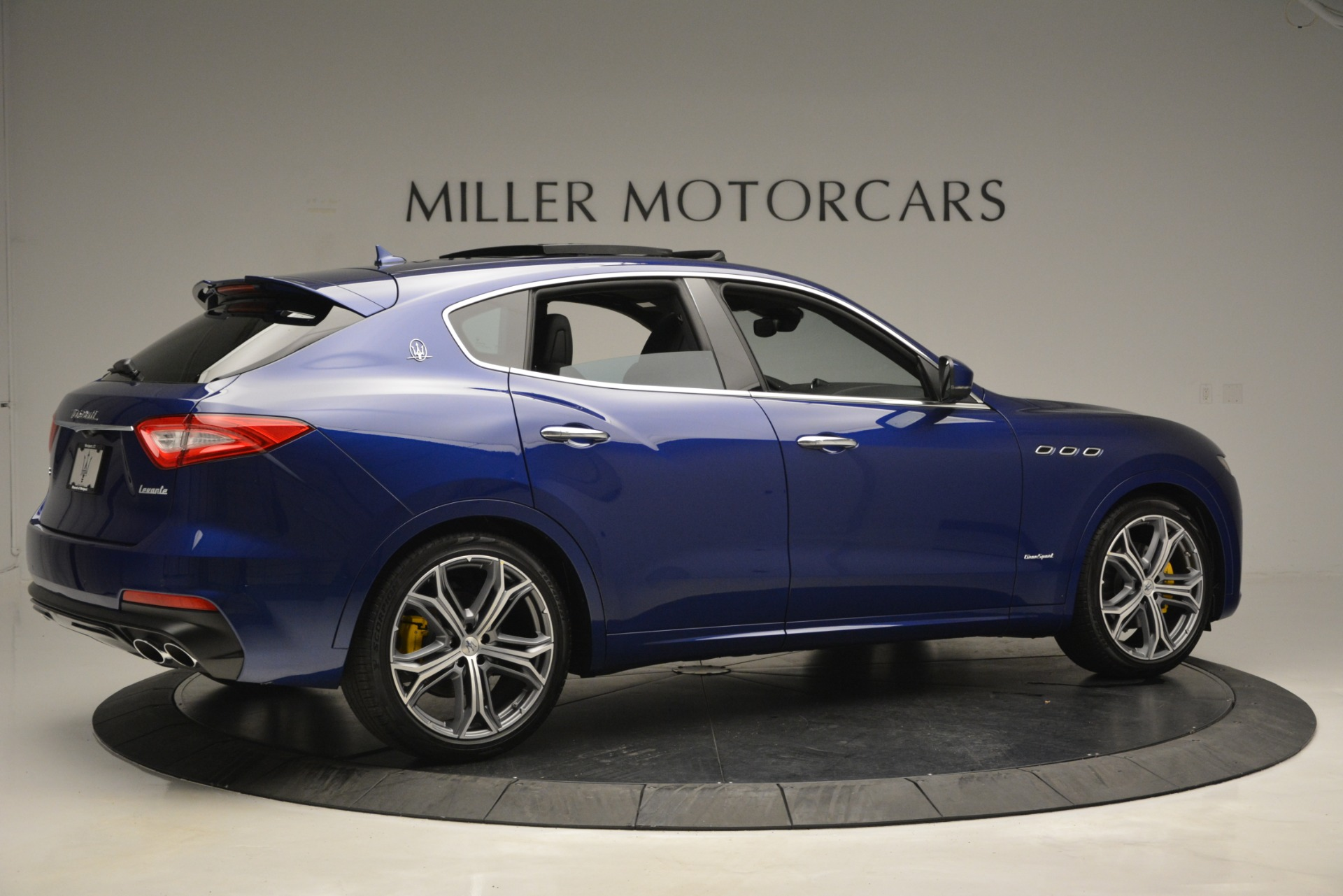 New 2019 Maserati Levante Q4 GranSport For Sale In Greenwich, CT 2670_p12