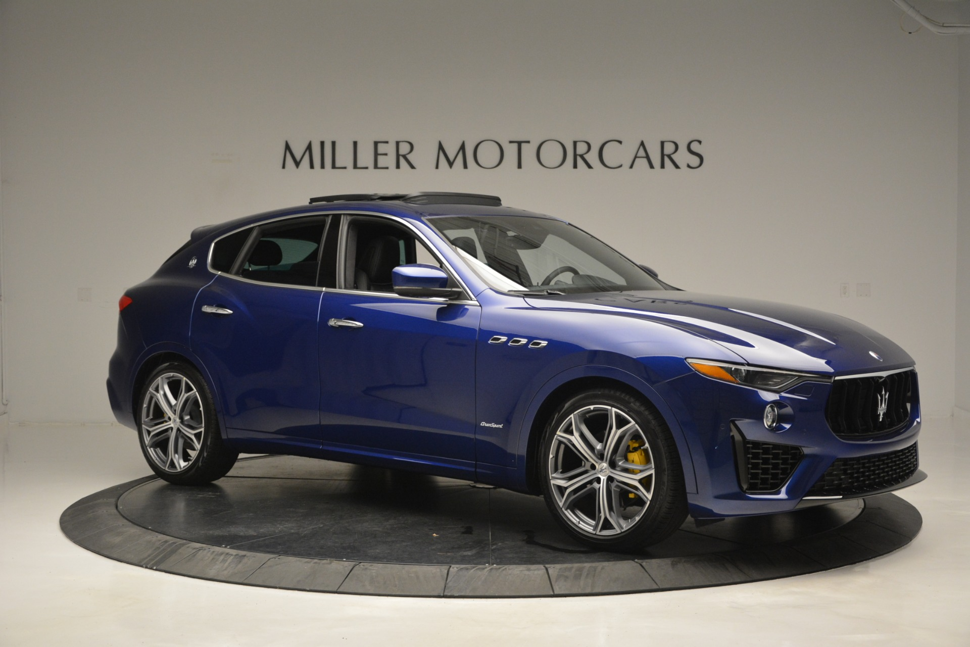 New 2019 Maserati Levante Q4 GranSport For Sale In Greenwich, CT 2670_p15