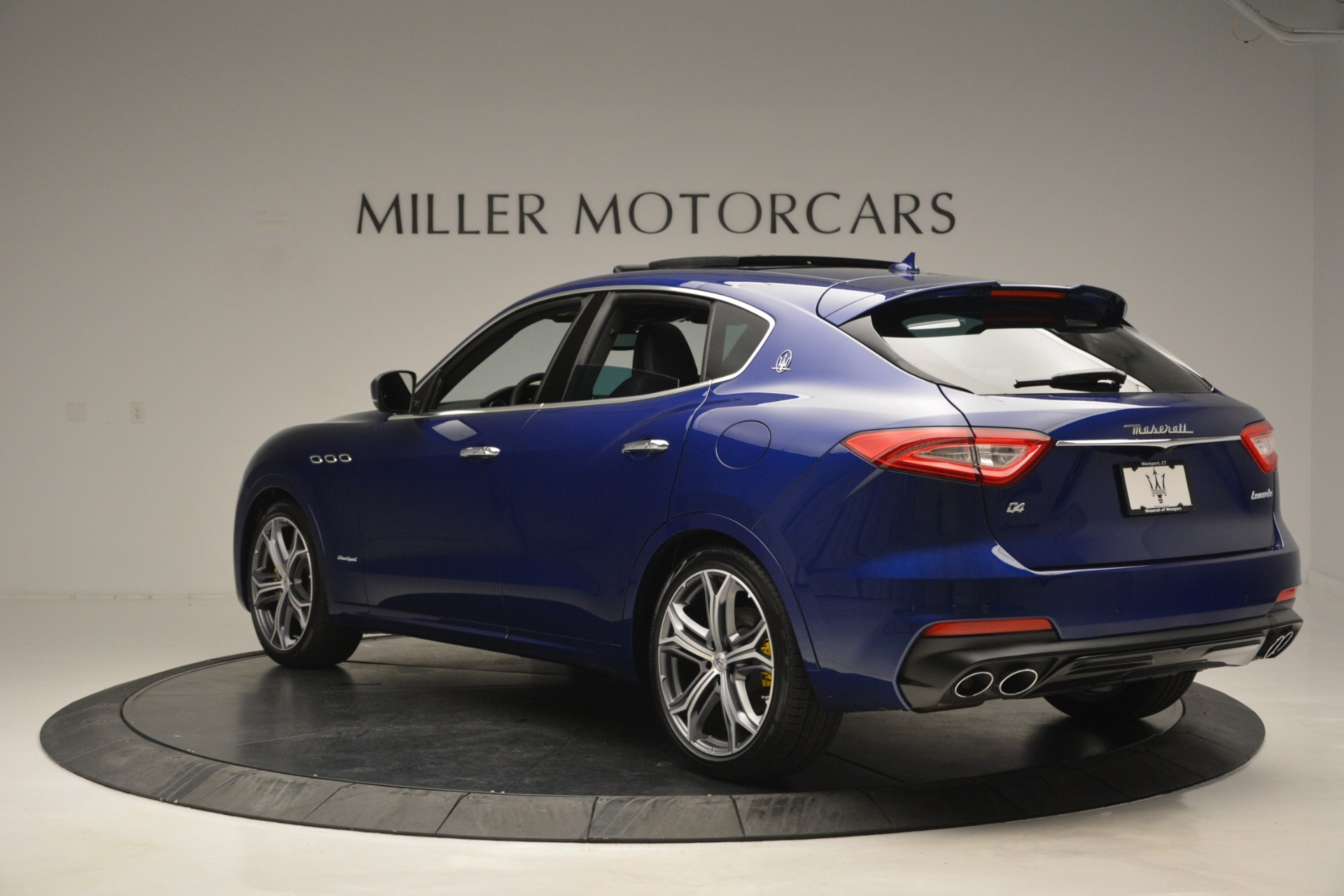 New 2019 Maserati Levante Q4 GranSport For Sale In Greenwich, CT 2670_p7