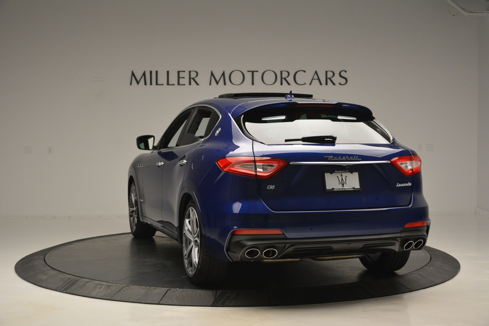 New 2019 Maserati Levante Q4 GranSport For Sale In Greenwich, CT 2670_p8