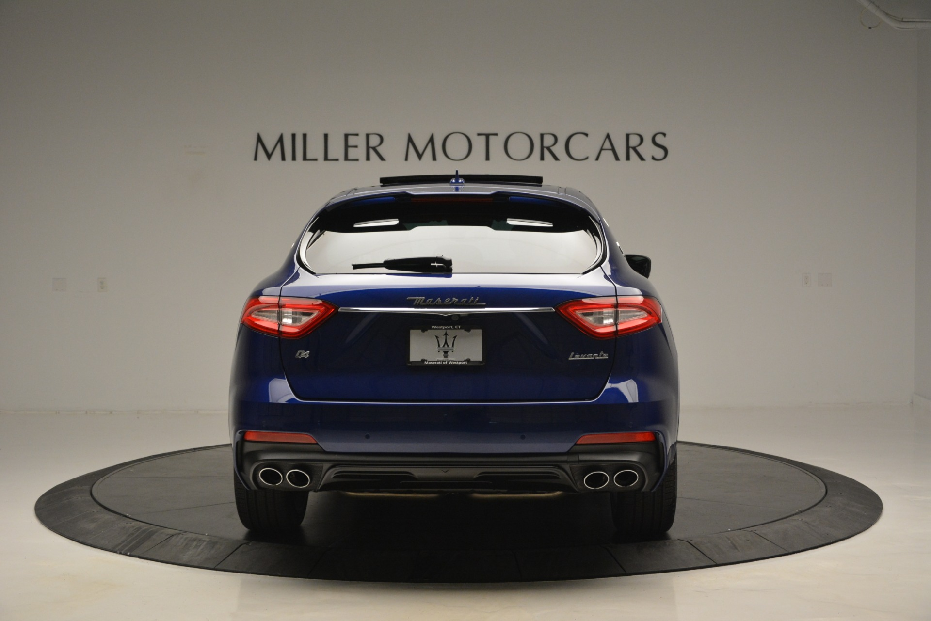 New 2019 Maserati Levante Q4 GranSport For Sale In Greenwich, CT 2670_p9