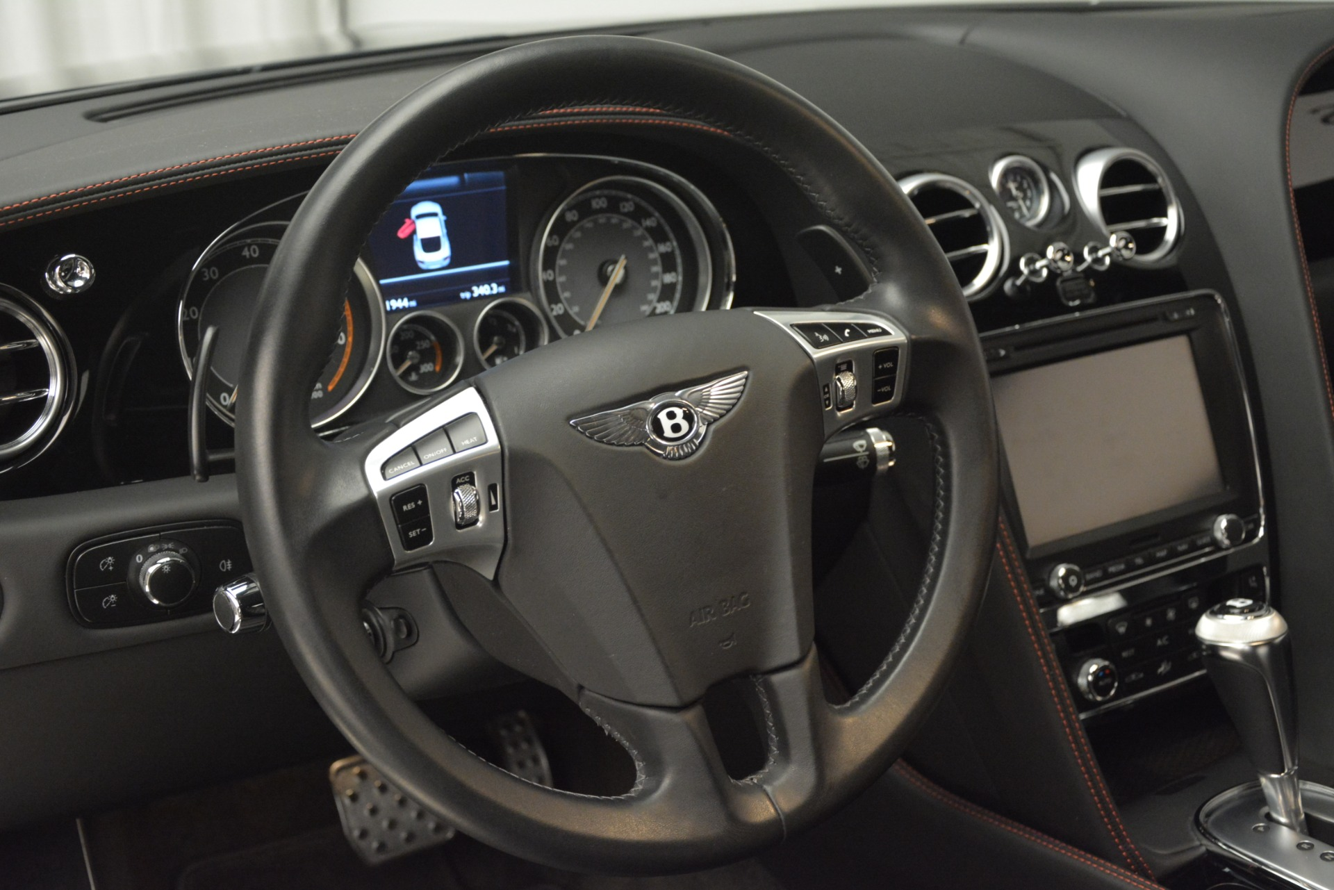 Used 2012 Bentley Continental GT W12 For Sale In Greenwich, CT 2671_p22