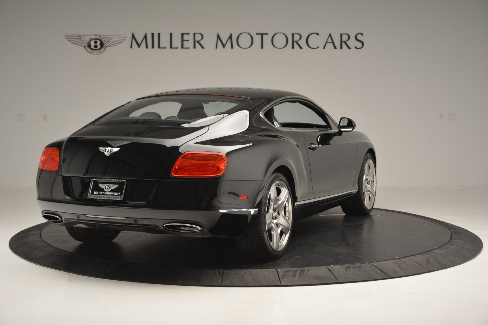 Used 2012 Bentley Continental GT W12 For Sale In Greenwich, CT 2671_p8