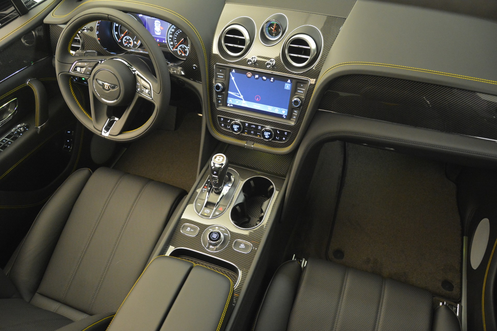 New 2019 Bentley Bentayga V8 For Sale In Greenwich, CT 2675_p30