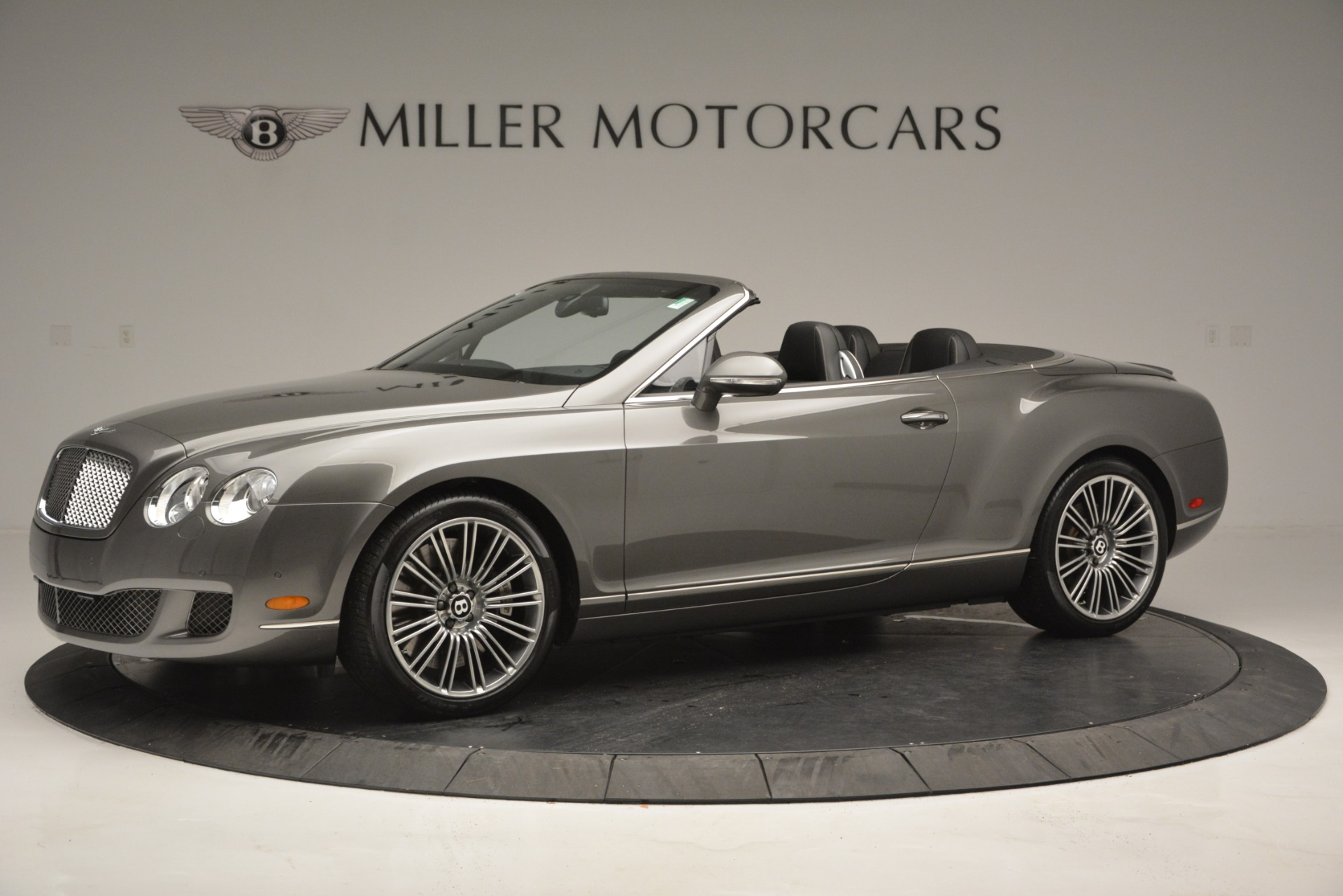 Used 2010 Bentley Continental GT Speed For Sale In Greenwich, CT 2677_p2