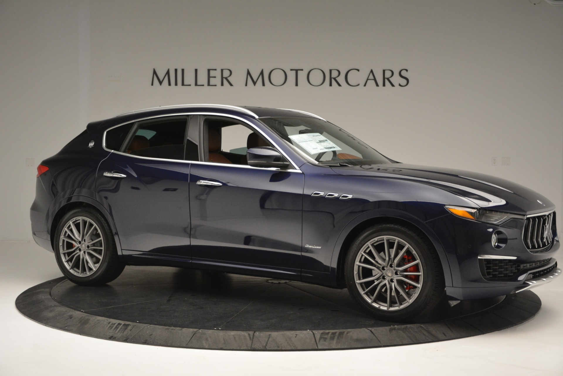 New 2019 Maserati Levante Q4 GranLusso For Sale In Greenwich, CT 2678_p10