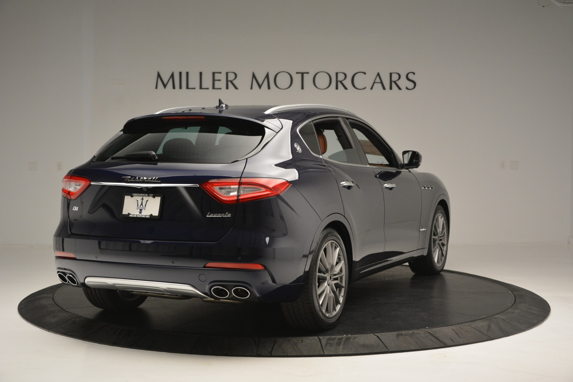 New 2019 Maserati Levante Q4 GranLusso For Sale In Greenwich, CT 2678_p7