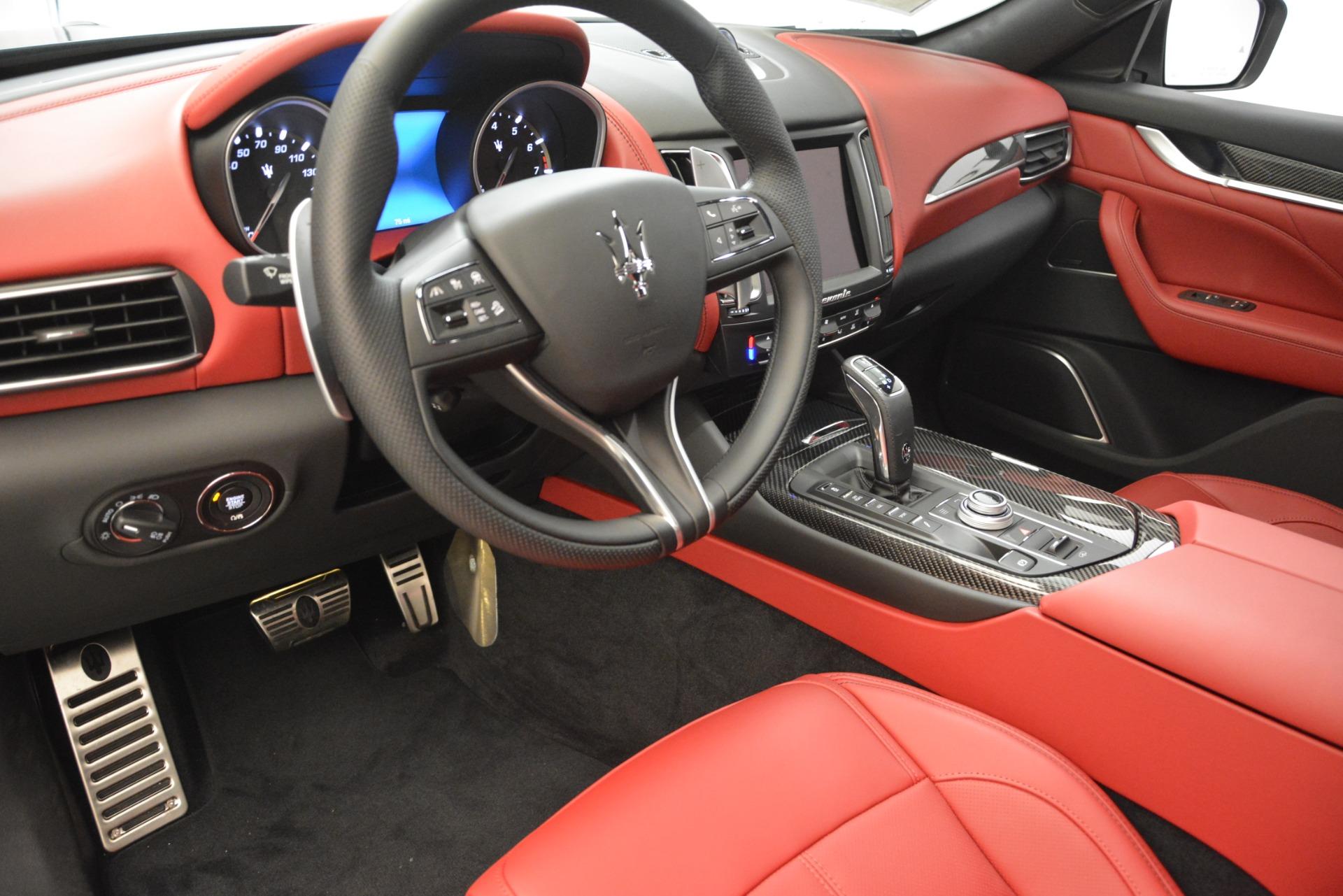 New 2019 Maserati Levante S Q4 GranSport For Sale In Greenwich, CT 2679_p13