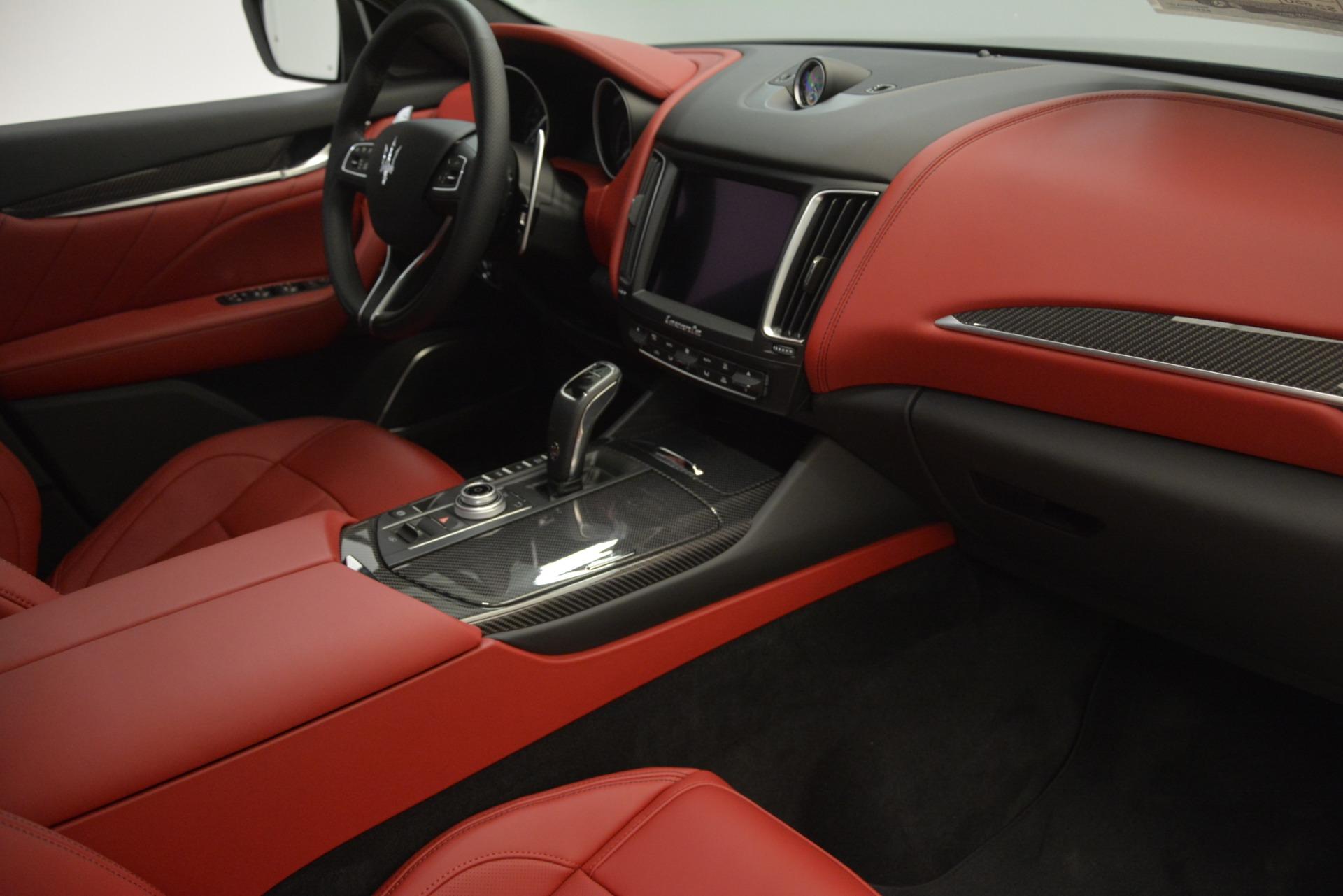 New 2019 Maserati Levante S Q4 GranSport For Sale In Greenwich, CT 2679_p20