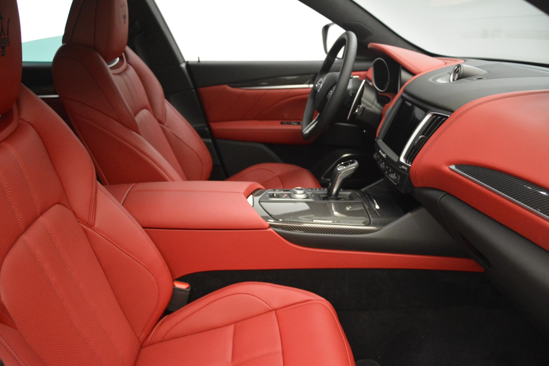 New 2019 Maserati Levante S Q4 GranSport For Sale In Greenwich, CT 2679_p21