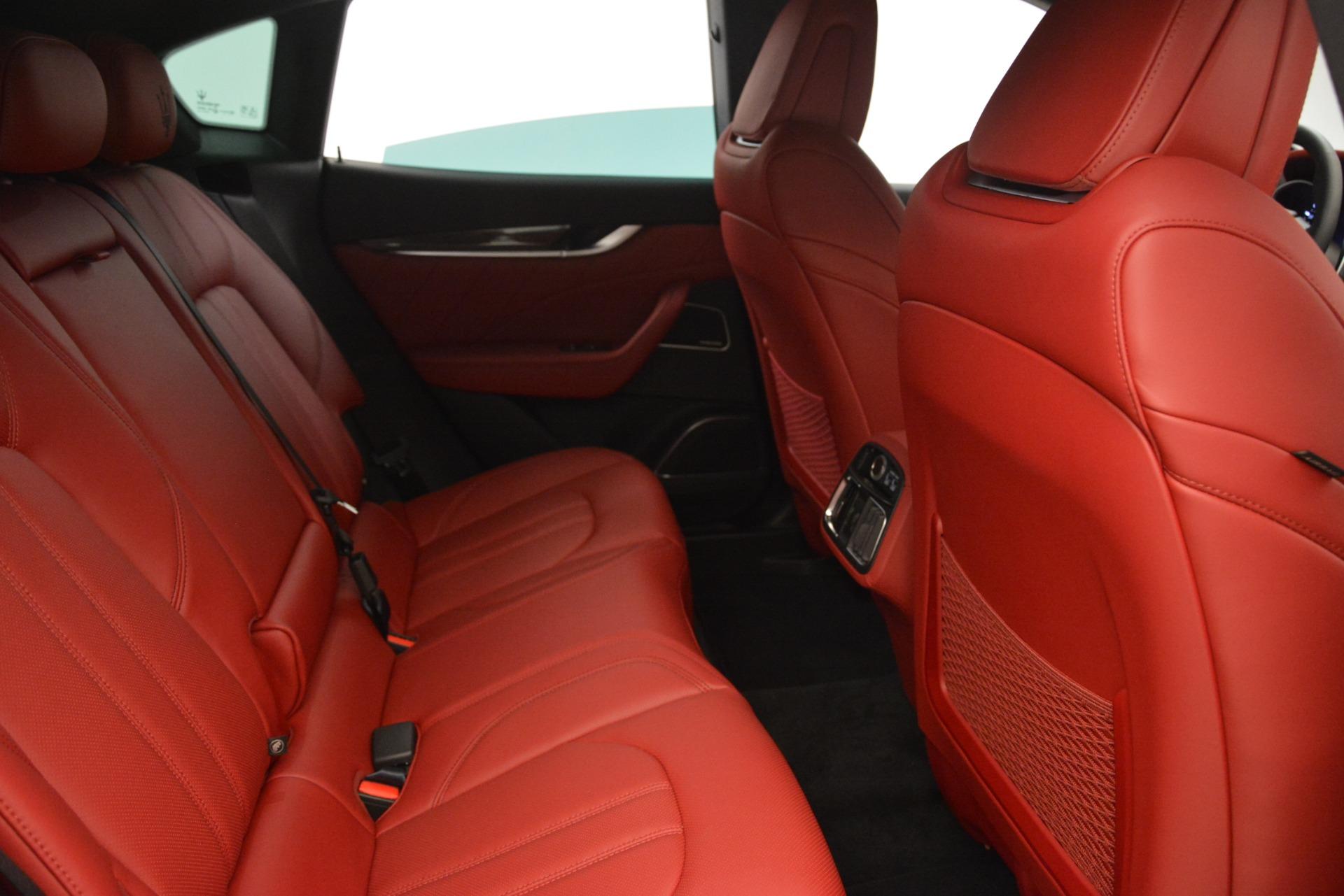 New 2019 Maserati Levante S Q4 GranSport For Sale In Greenwich, CT 2679_p24