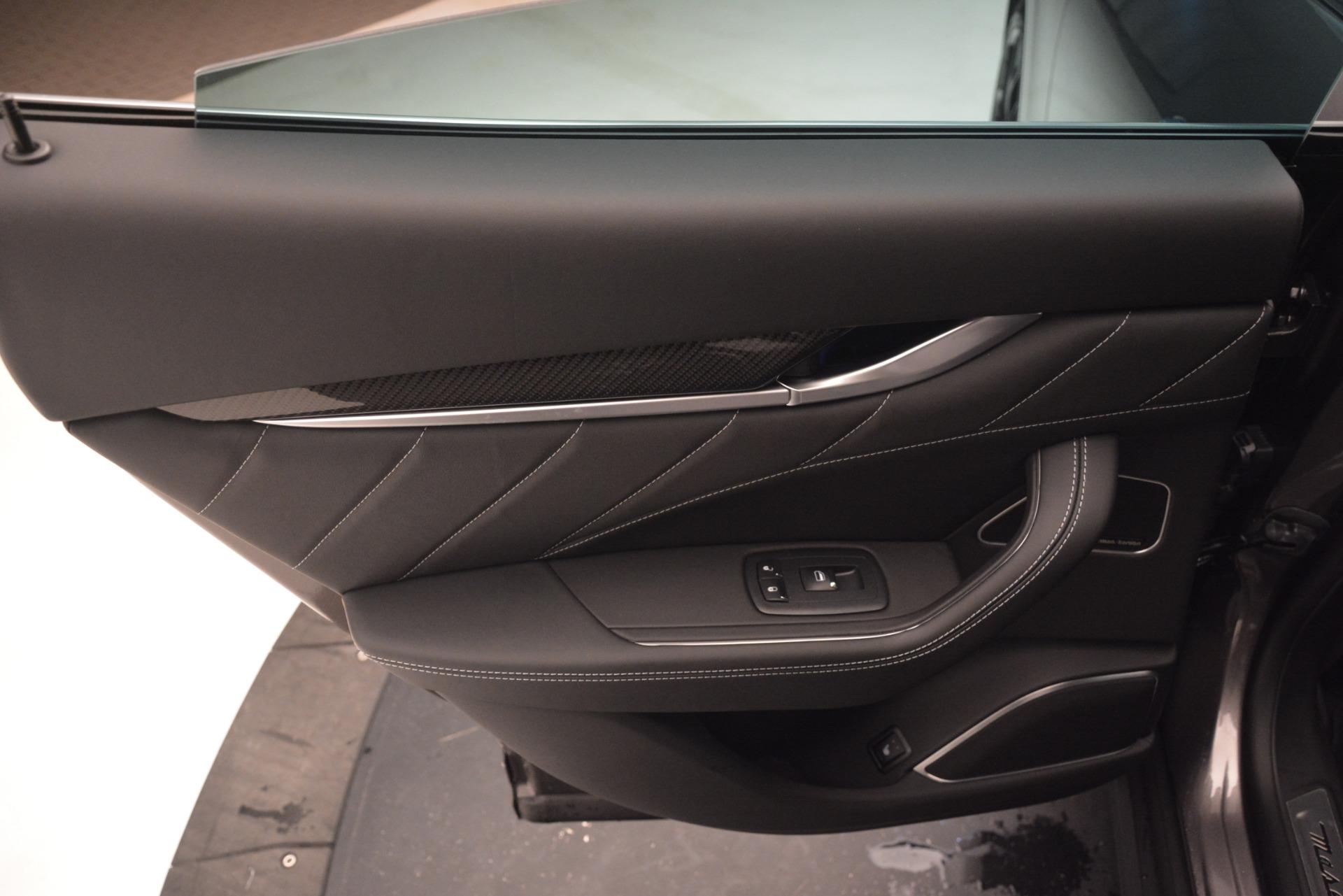 New 2019 Maserati Levante S Q4 GranSport For Sale In Greenwich, CT 2680_p19