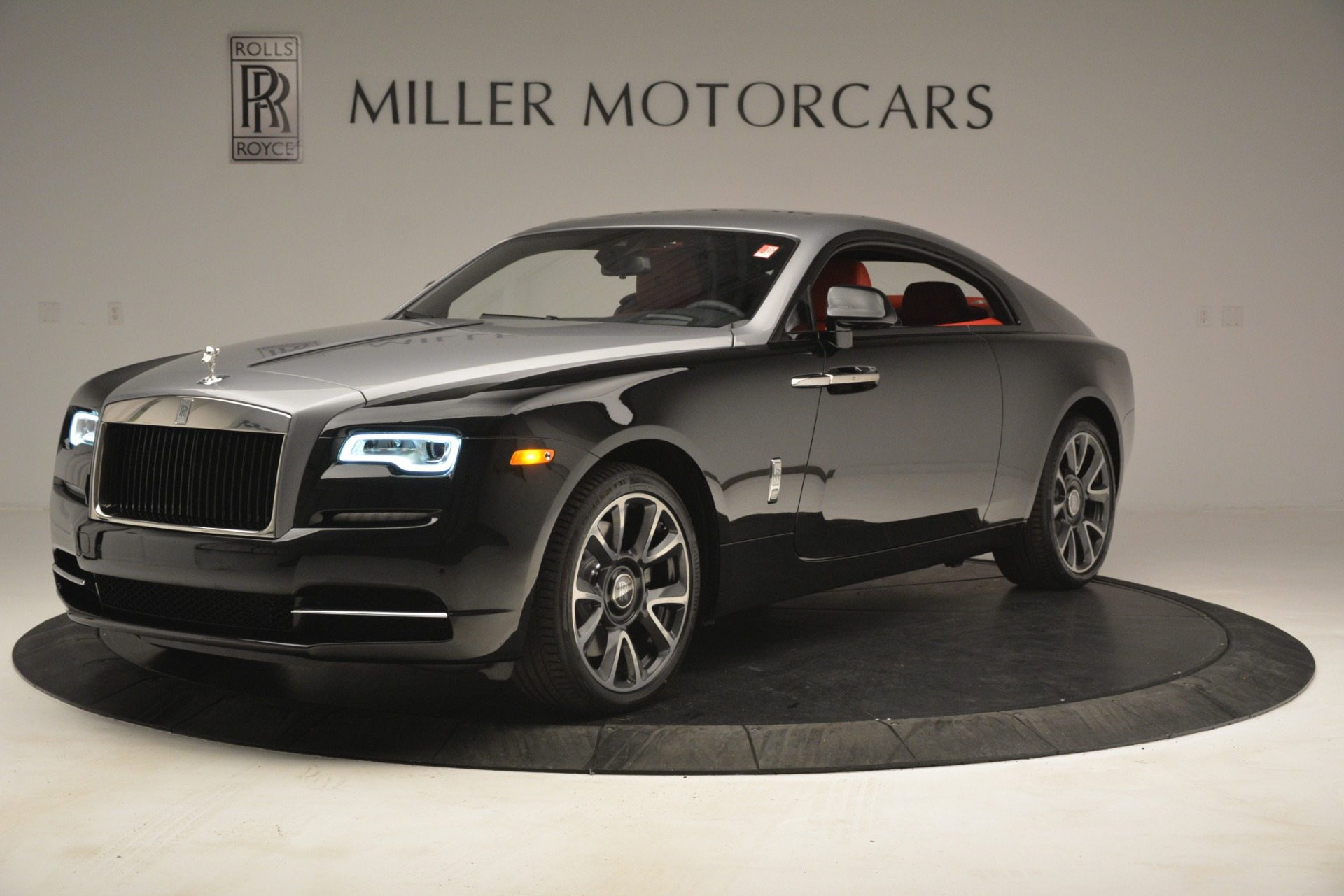 New 2019 Rolls-Royce Wraith  For Sale In Greenwich, CT 2687_p3