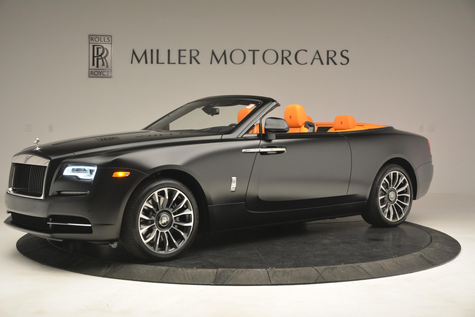 New 2019 Rolls-Royce Dawn  For Sale In Greenwich, CT 2695_p3
