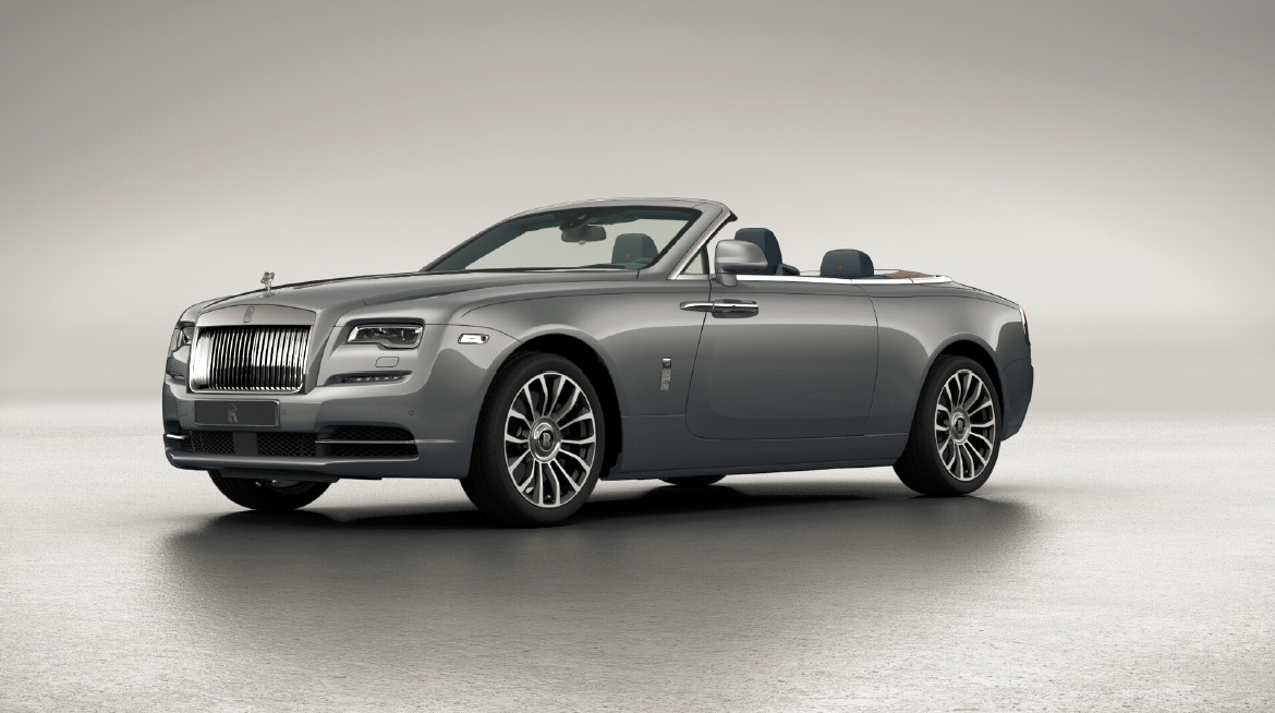 New 2019 Rolls-Royce Dawn  For Sale In Greenwich, CT 2696_main