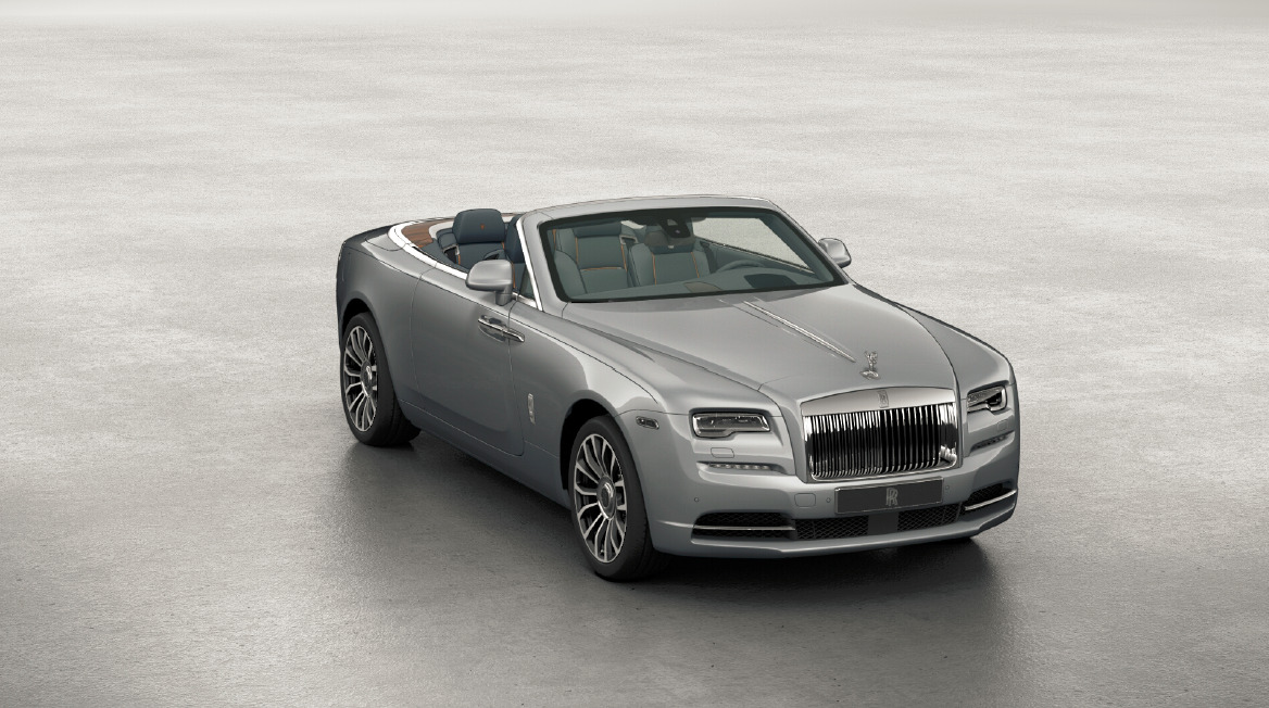New 2019 Rolls-Royce Dawn  For Sale In Greenwich, CT 2696_p2