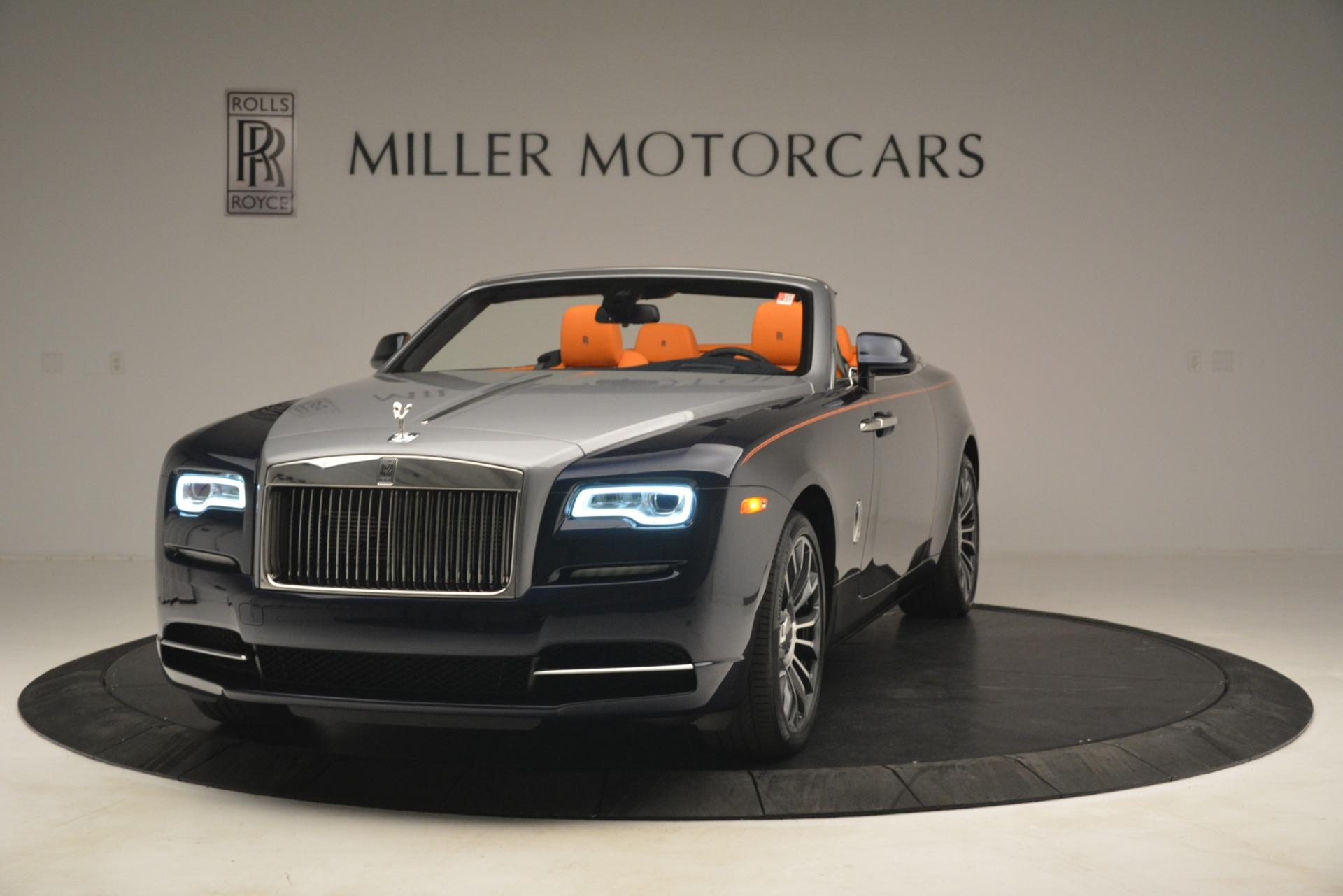New 2019 Rolls-Royce Dawn  For Sale In Greenwich, CT 2701_main