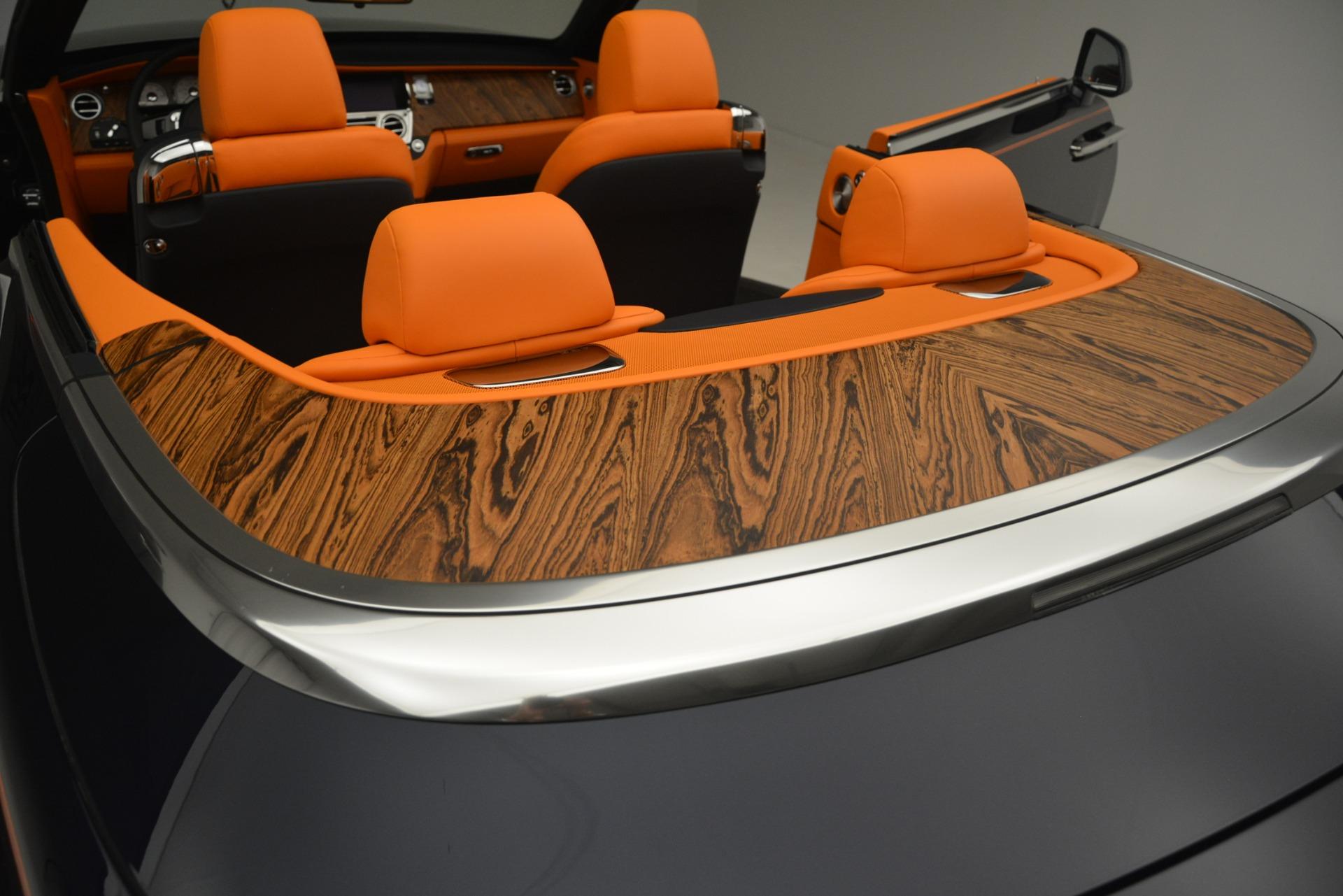 New 2019 Rolls-Royce Dawn  For Sale In Greenwich, CT 2701_p32
