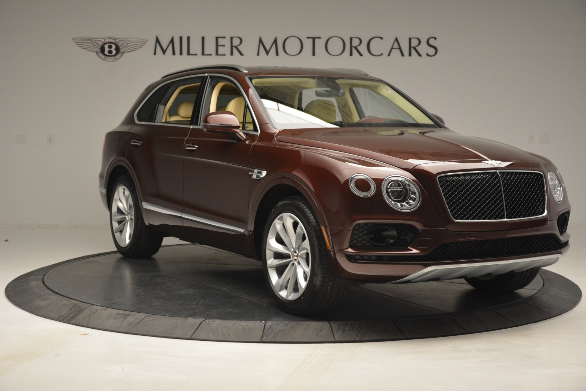 New 2019 Bentley Bentayga V8 For Sale In Greenwich, CT 2702_p11