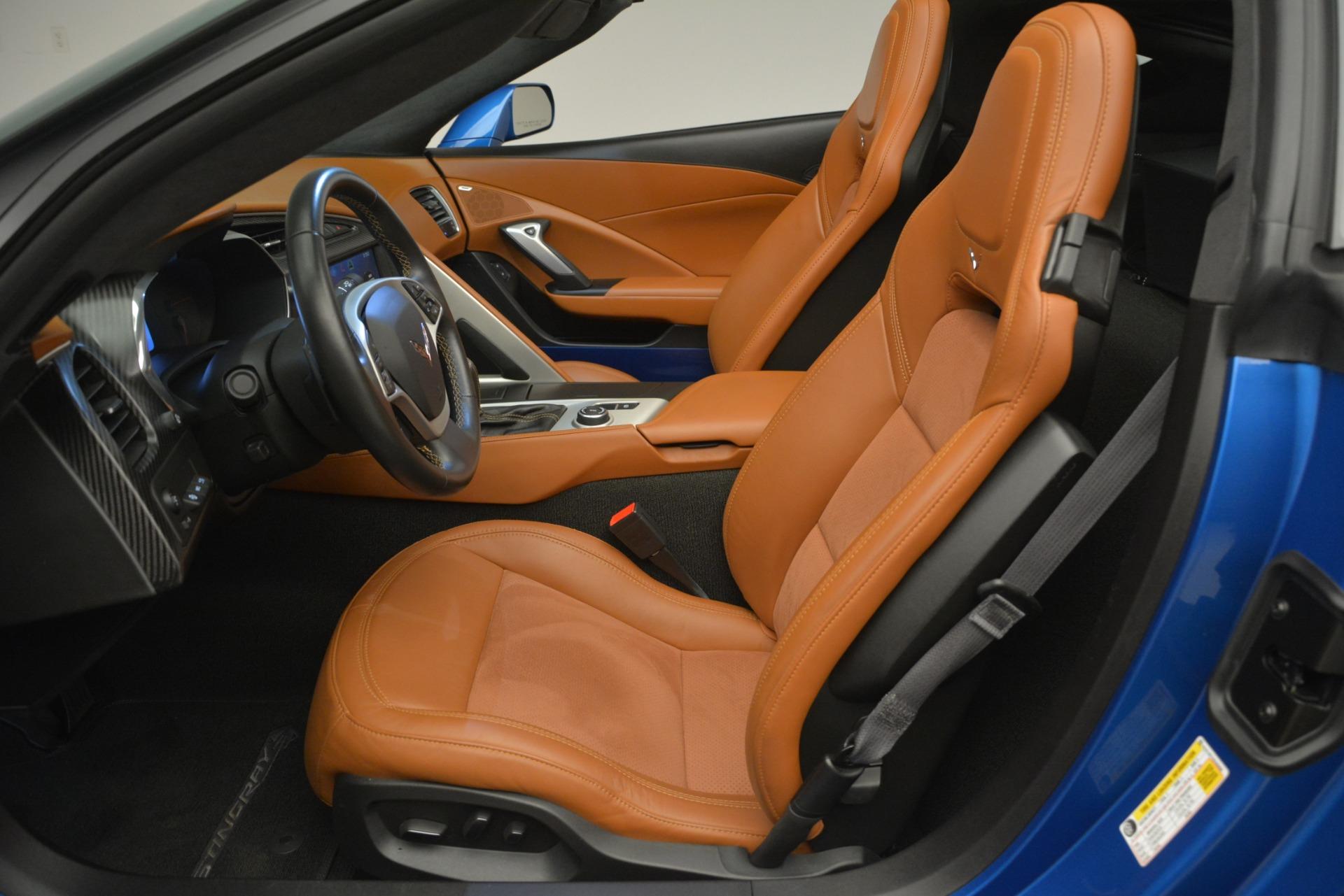Used 2014 Chevrolet Corvette Stingray Z51 For Sale In Greenwich, CT 2703_p19