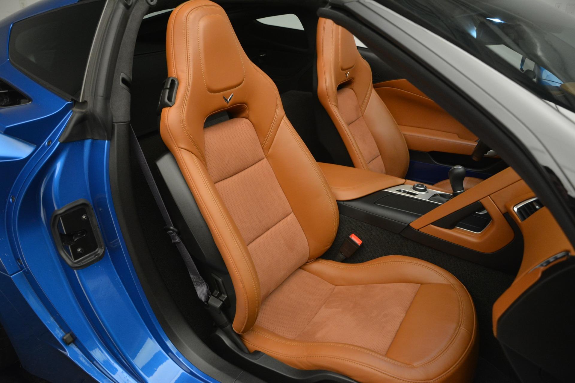 Used 2014 Chevrolet Corvette Stingray Z51 For Sale In Greenwich, CT 2703_p27