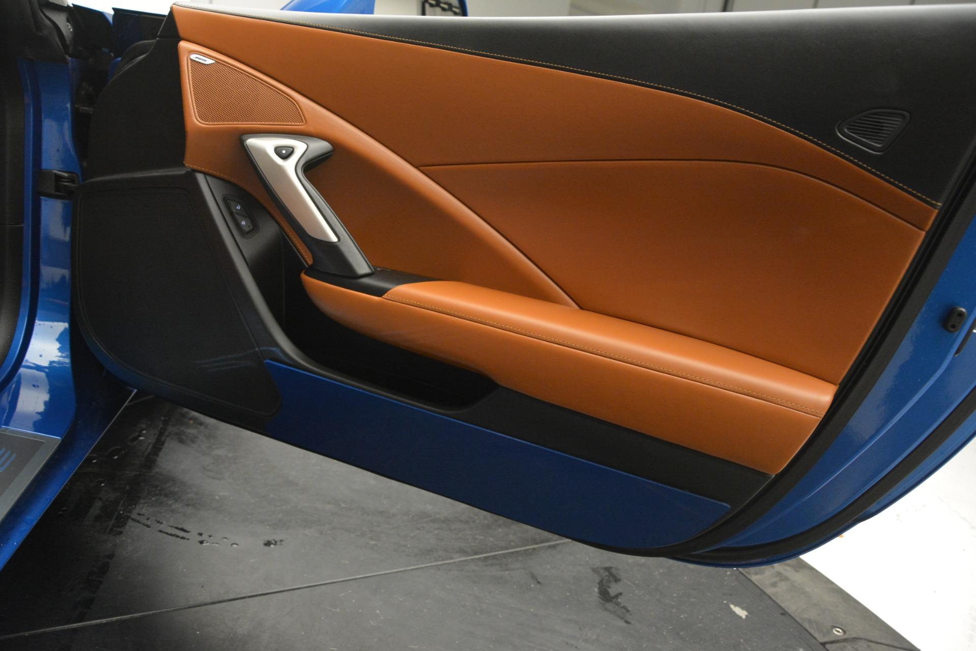 Used 2014 Chevrolet Corvette Stingray Z51 For Sale In Greenwich, CT 2703_p28