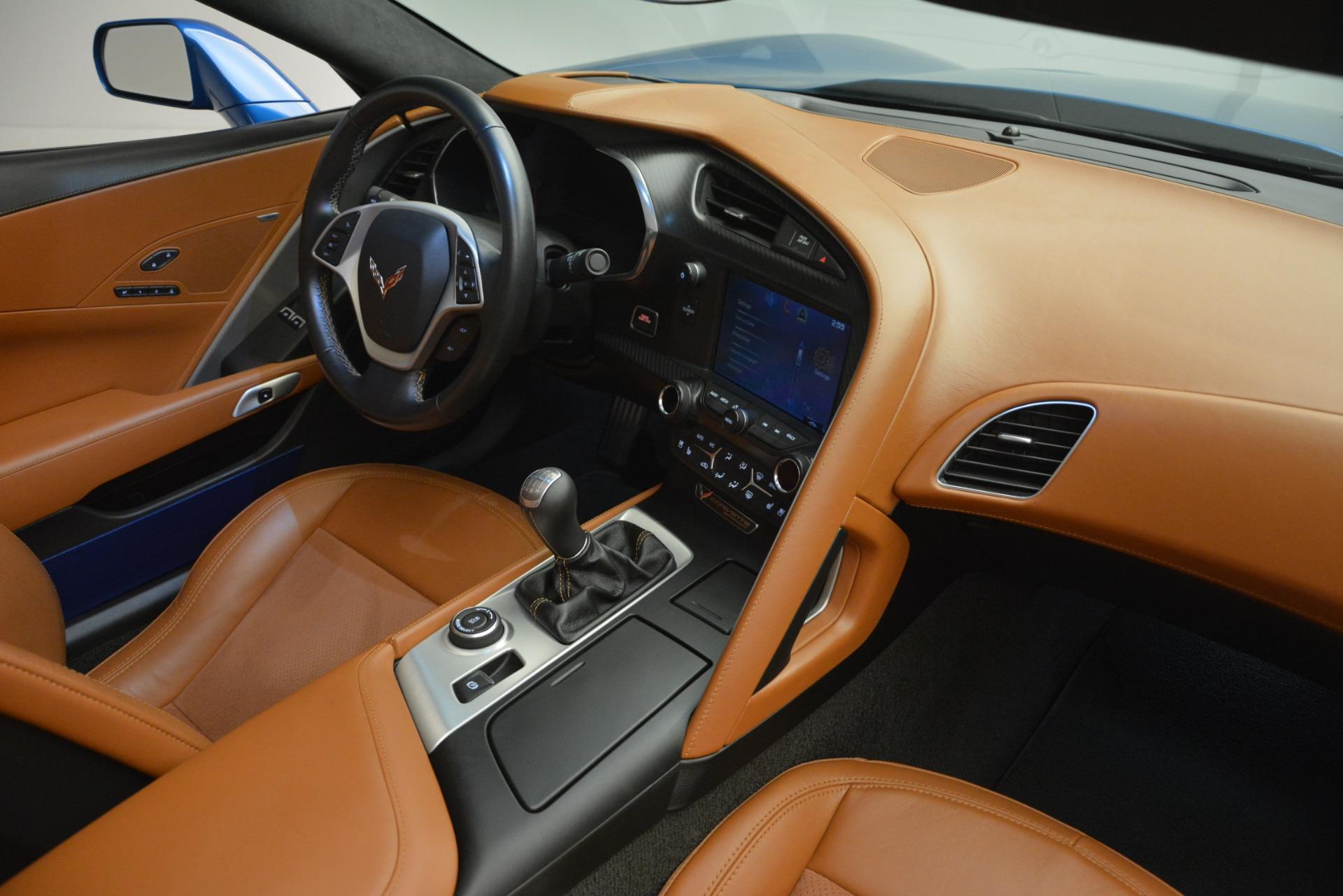 Used 2014 Chevrolet Corvette Stingray Z51 For Sale In Greenwich, CT 2703_p30