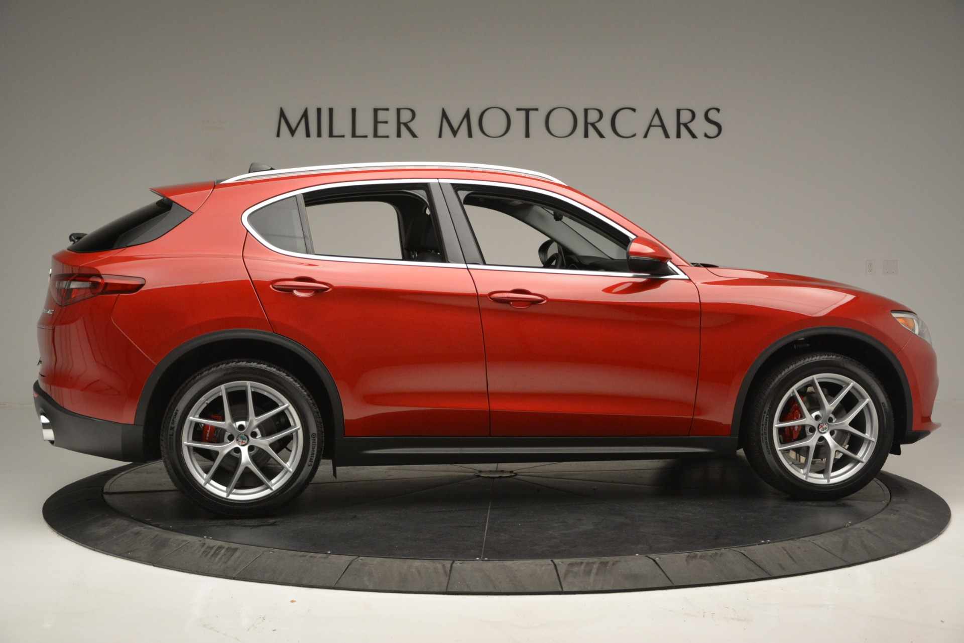 New 2018 Alfa Romeo Stelvio Ti Lusso Q4 For Sale In Greenwich, CT 2704_p9
