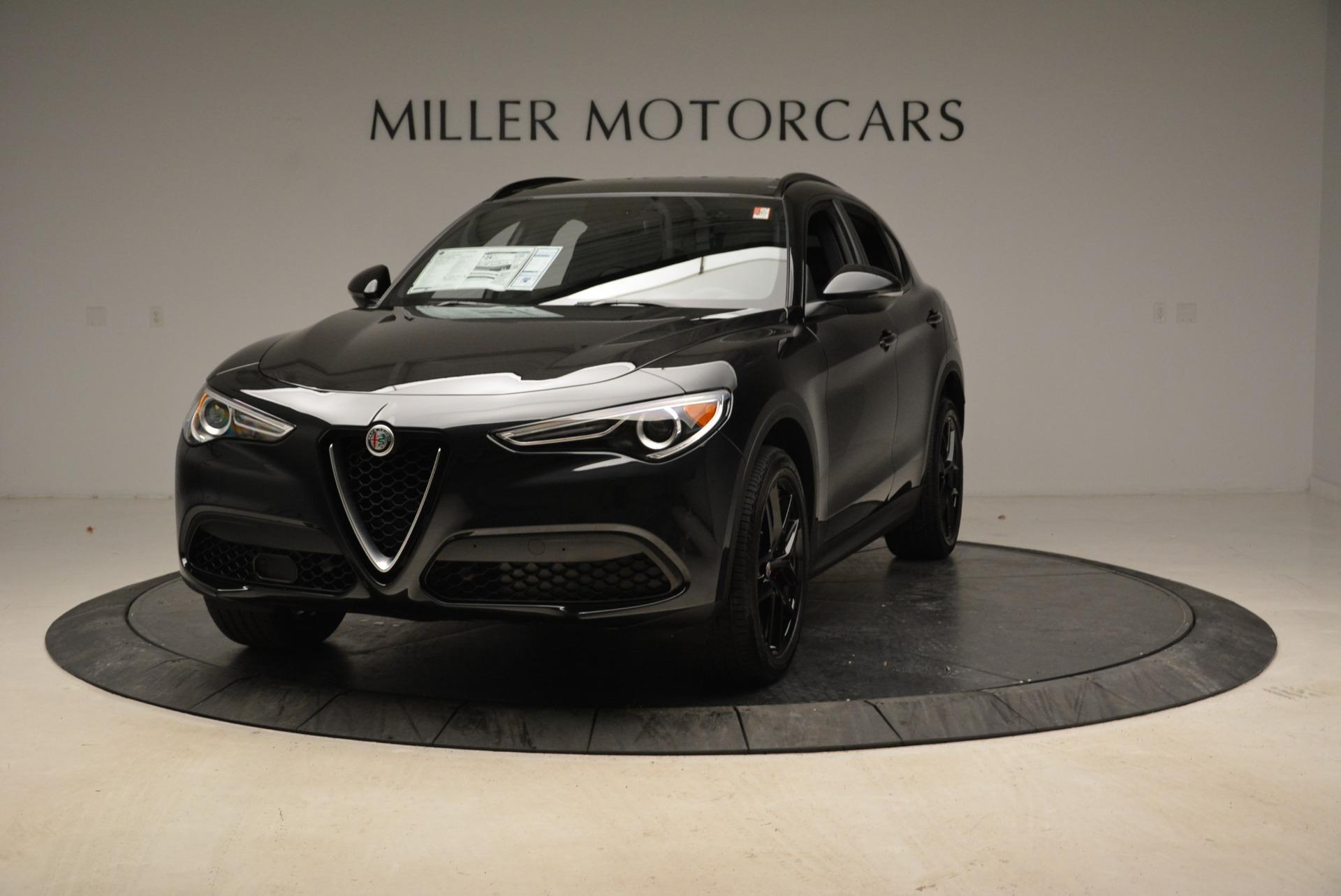 New 2019 Alfa Romeo Stelvio Sport Q4 For Sale In Greenwich, CT 2705_main