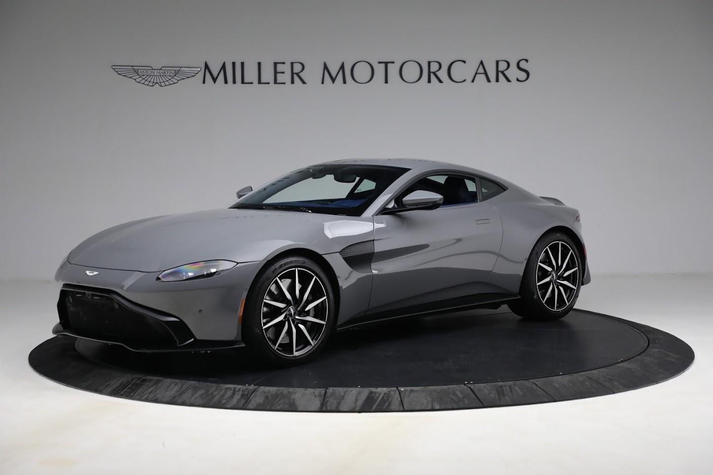 New 2019 Aston Martin Vantage  For Sale In Greenwich, CT 2710_main
