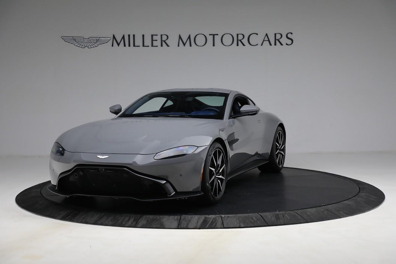 New 2019 Aston Martin Vantage  For Sale In Greenwich, CT 2710_p12