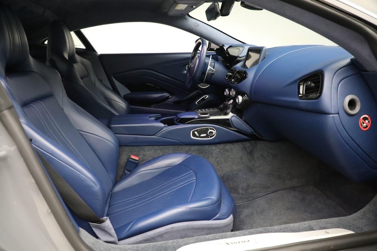 New 2019 Aston Martin Vantage  For Sale In Greenwich, CT 2710_p19