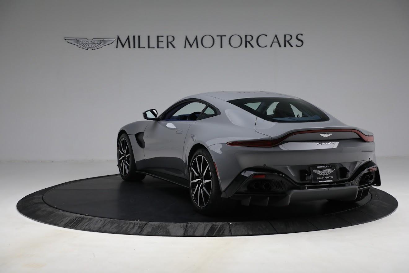 New 2019 Aston Martin Vantage  For Sale In Greenwich, CT 2710_p4
