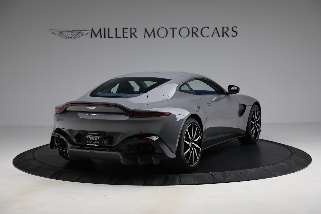 New 2019 Aston Martin Vantage  For Sale In Greenwich, CT 2710_p6